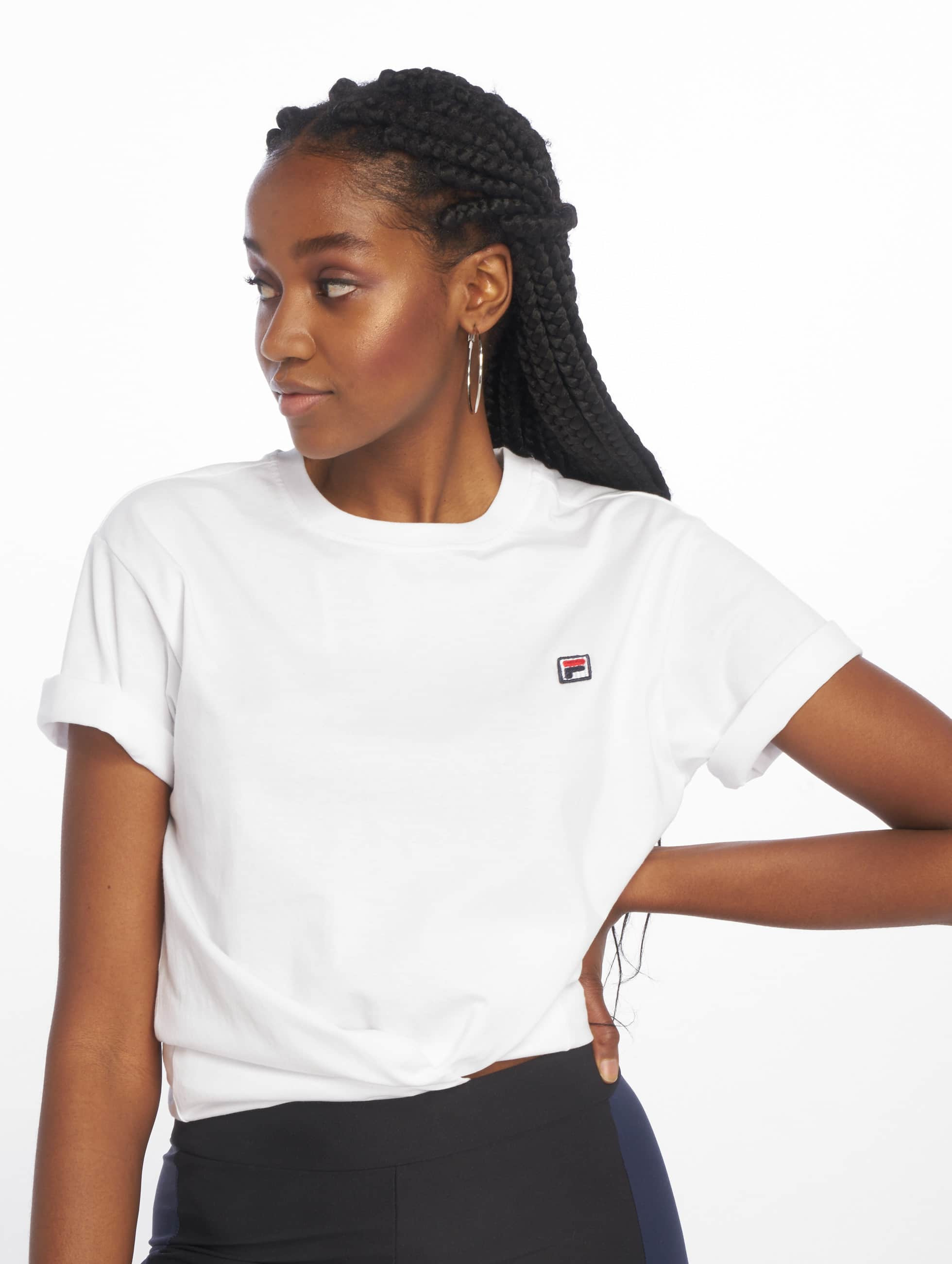 Fila Urban Line Nova T Shirt Bright White