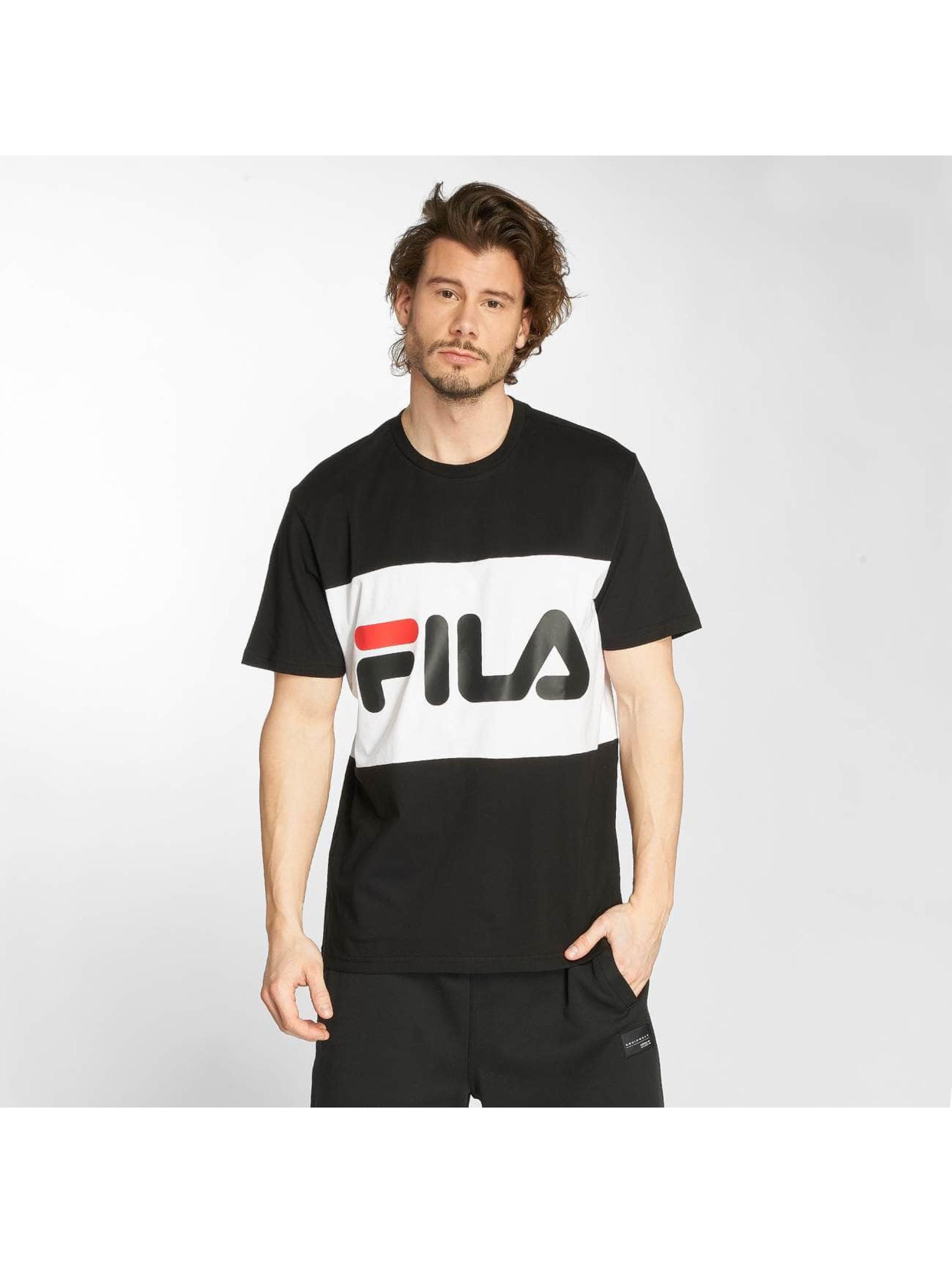 FILA T-Shirty Urban Line Day czarny
