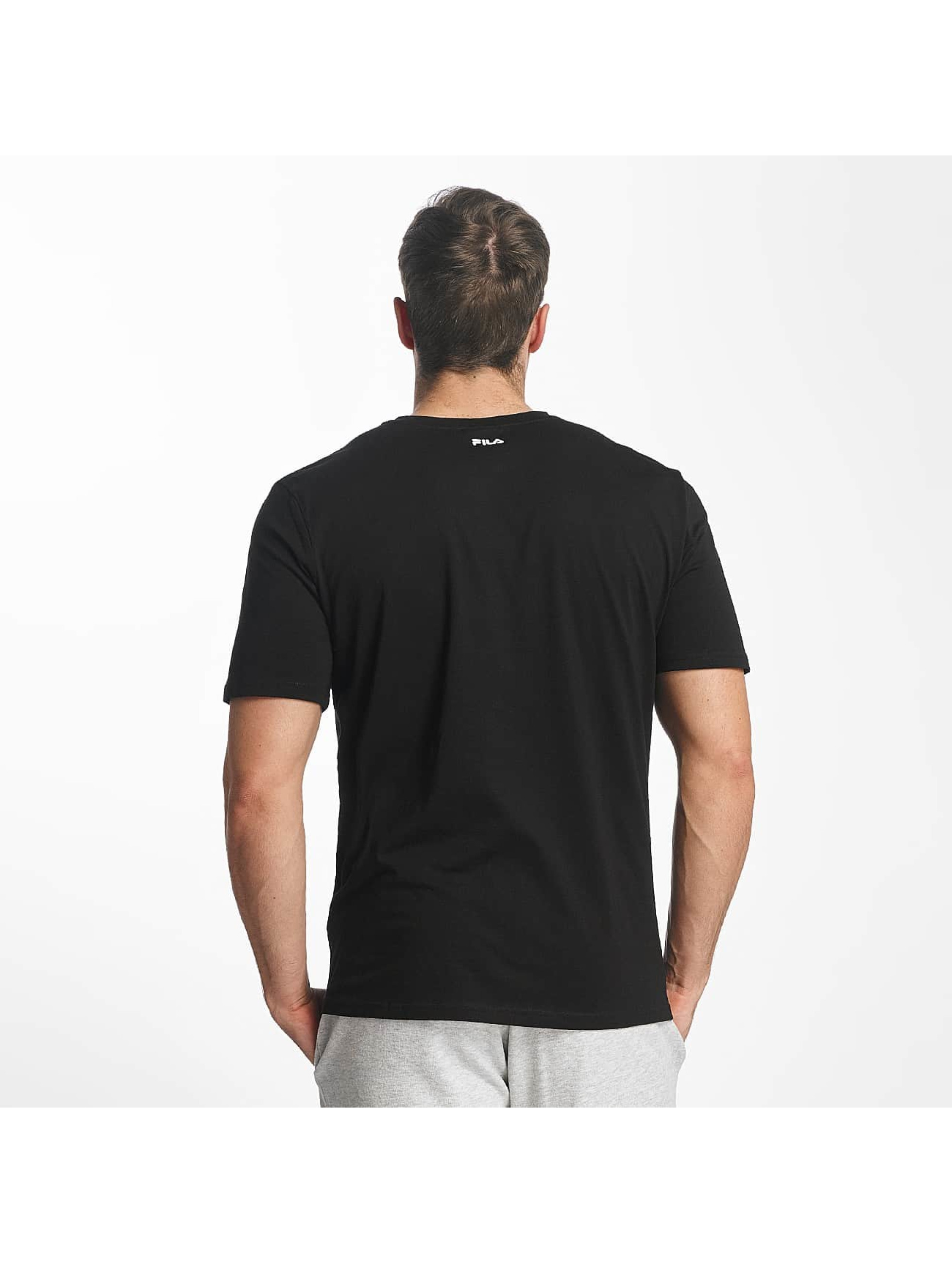 FILA T-skjorter Core Line svart