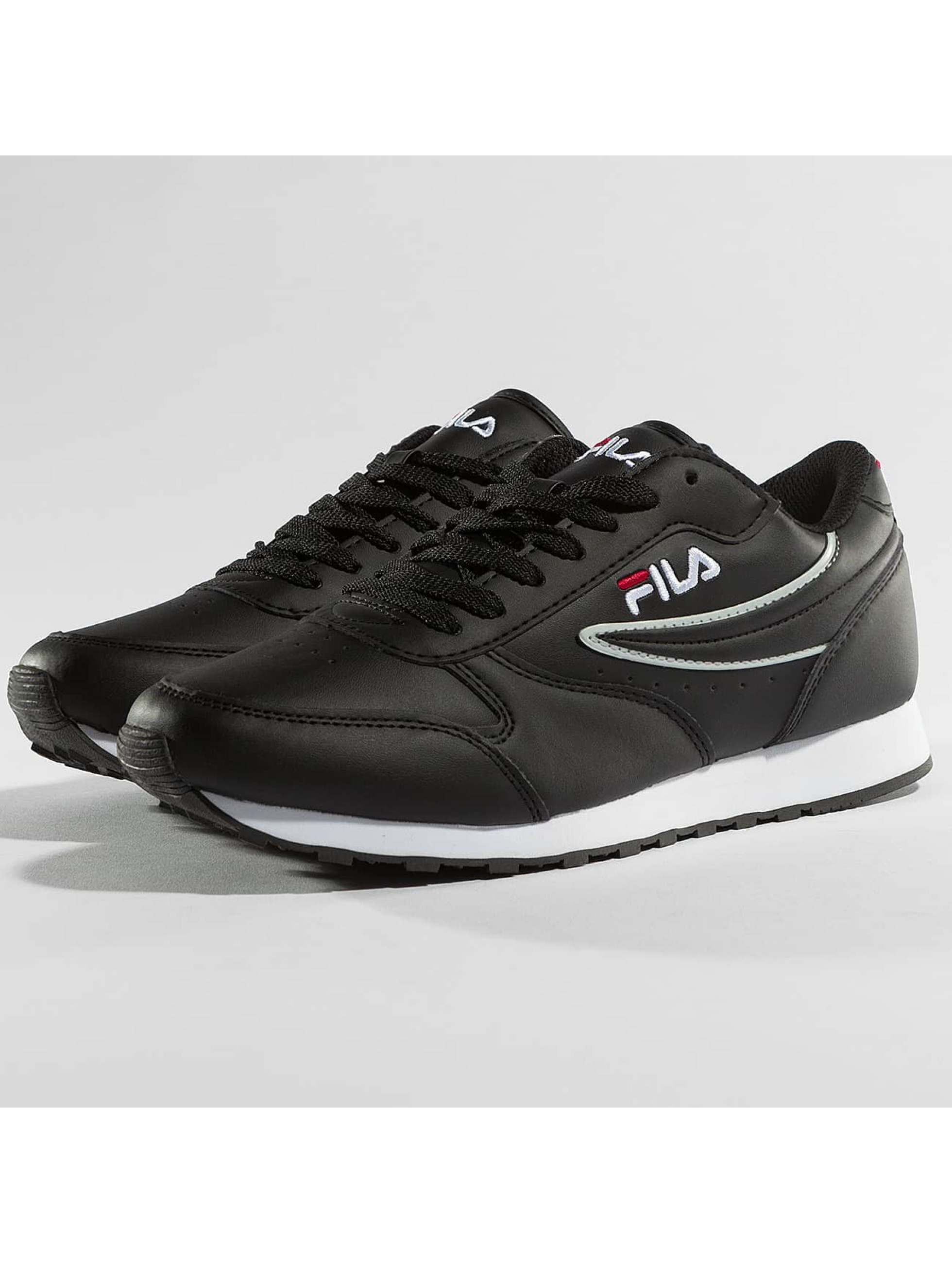 FILA Tennarit Orbit Low musta