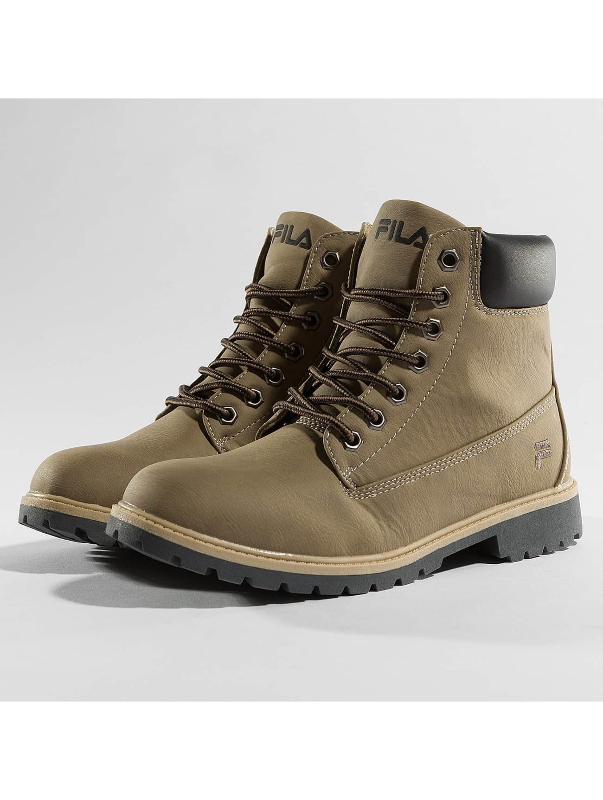 FILA Vapaa-ajan kengät Base Maverick Mid ruskea