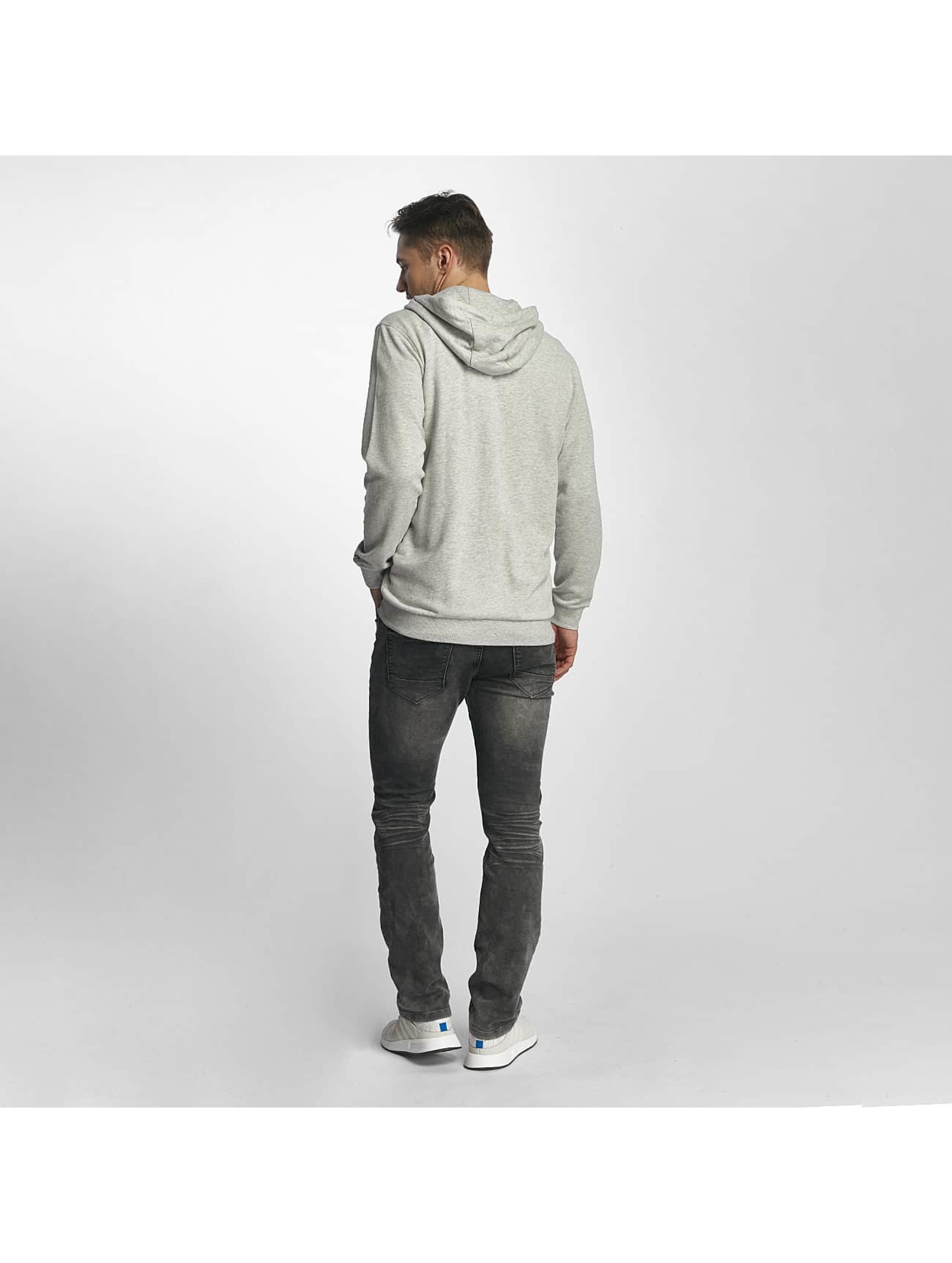 FILA Zip Hoodie Core Line gray