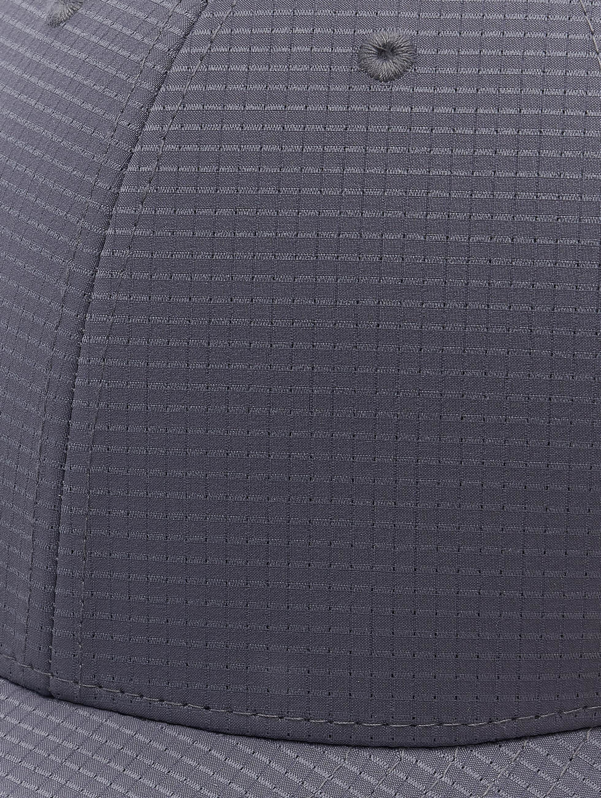 Flexfit Бейсболкa Flexfit Hydro-Grid серый