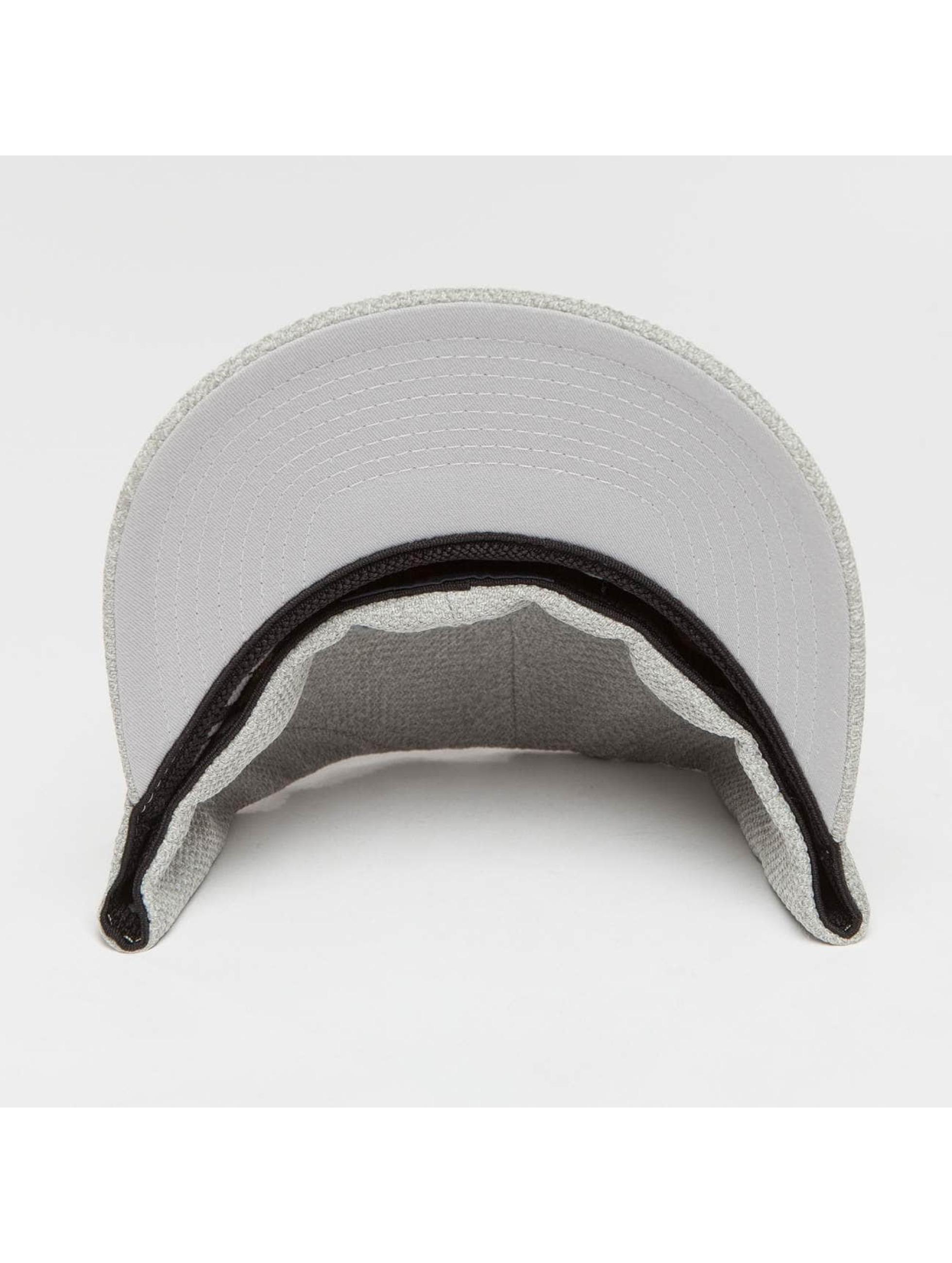 Flexfit Кепка с застёжкой Melange серый