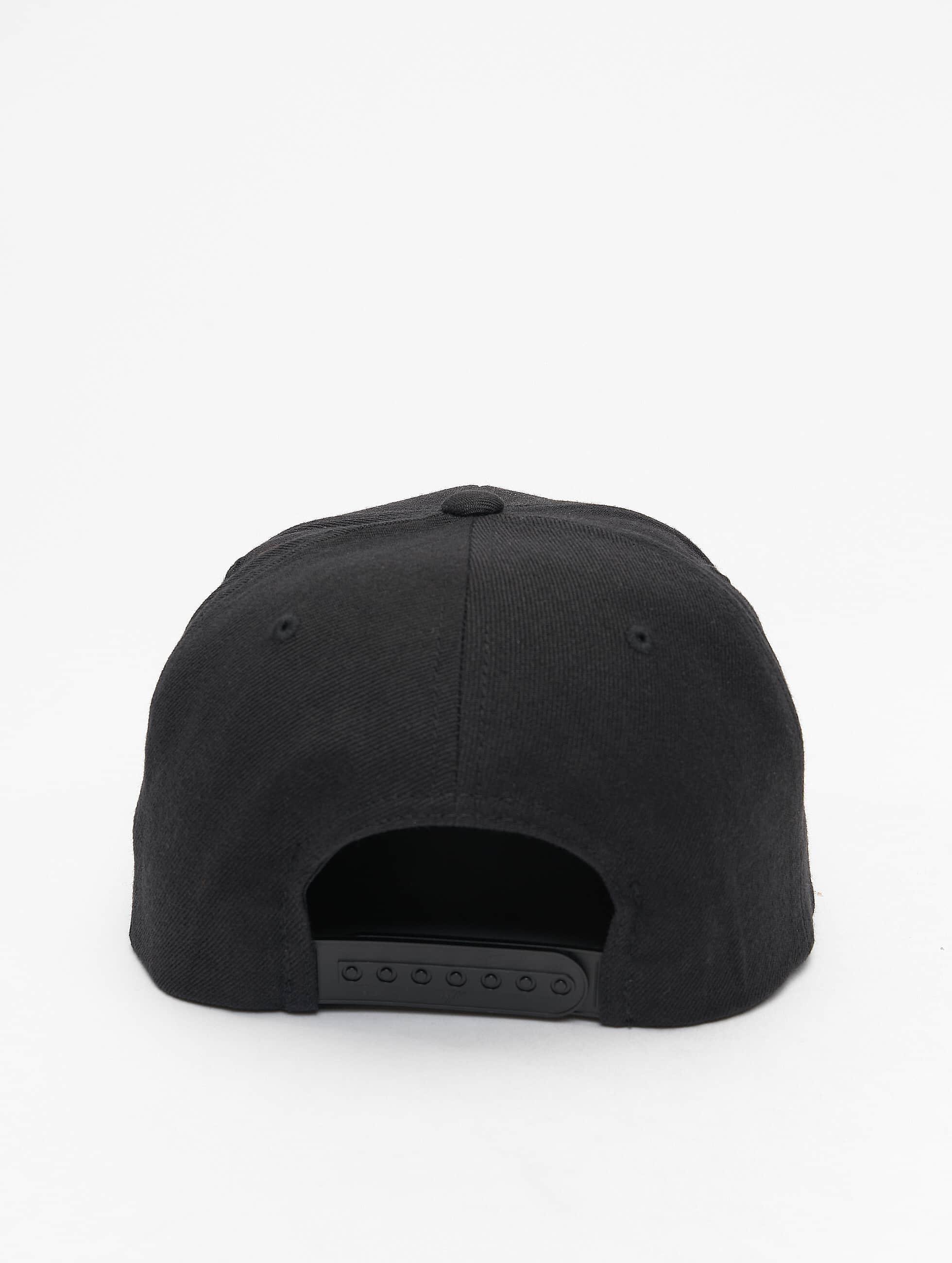 Flexfit Кепка с застёжкой Camo Visor черный