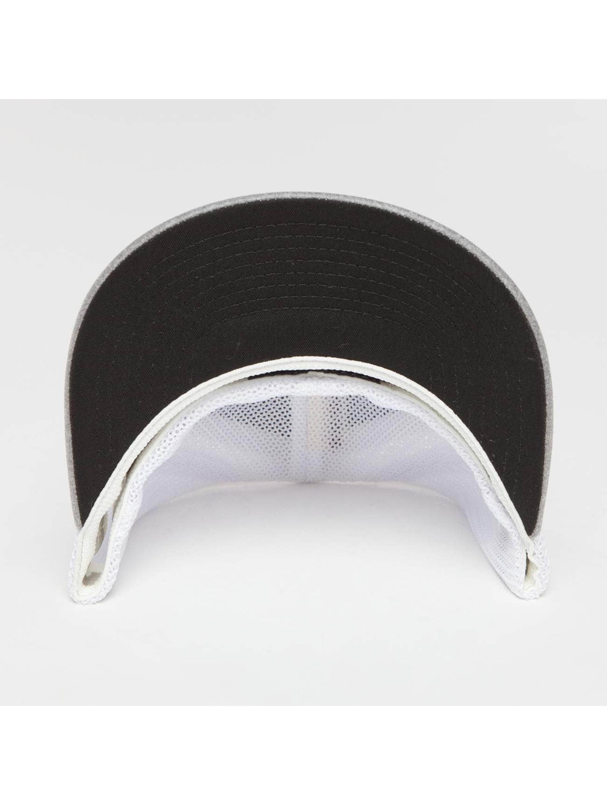 Flexfit Кепка тракер Melange серый