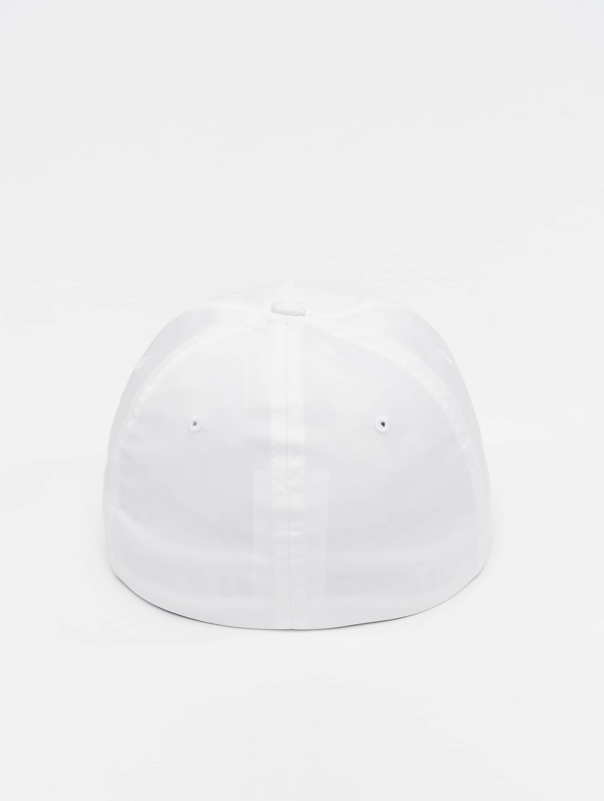 Flexfit Casquette Flex Fitted Unstructured Tech blanc