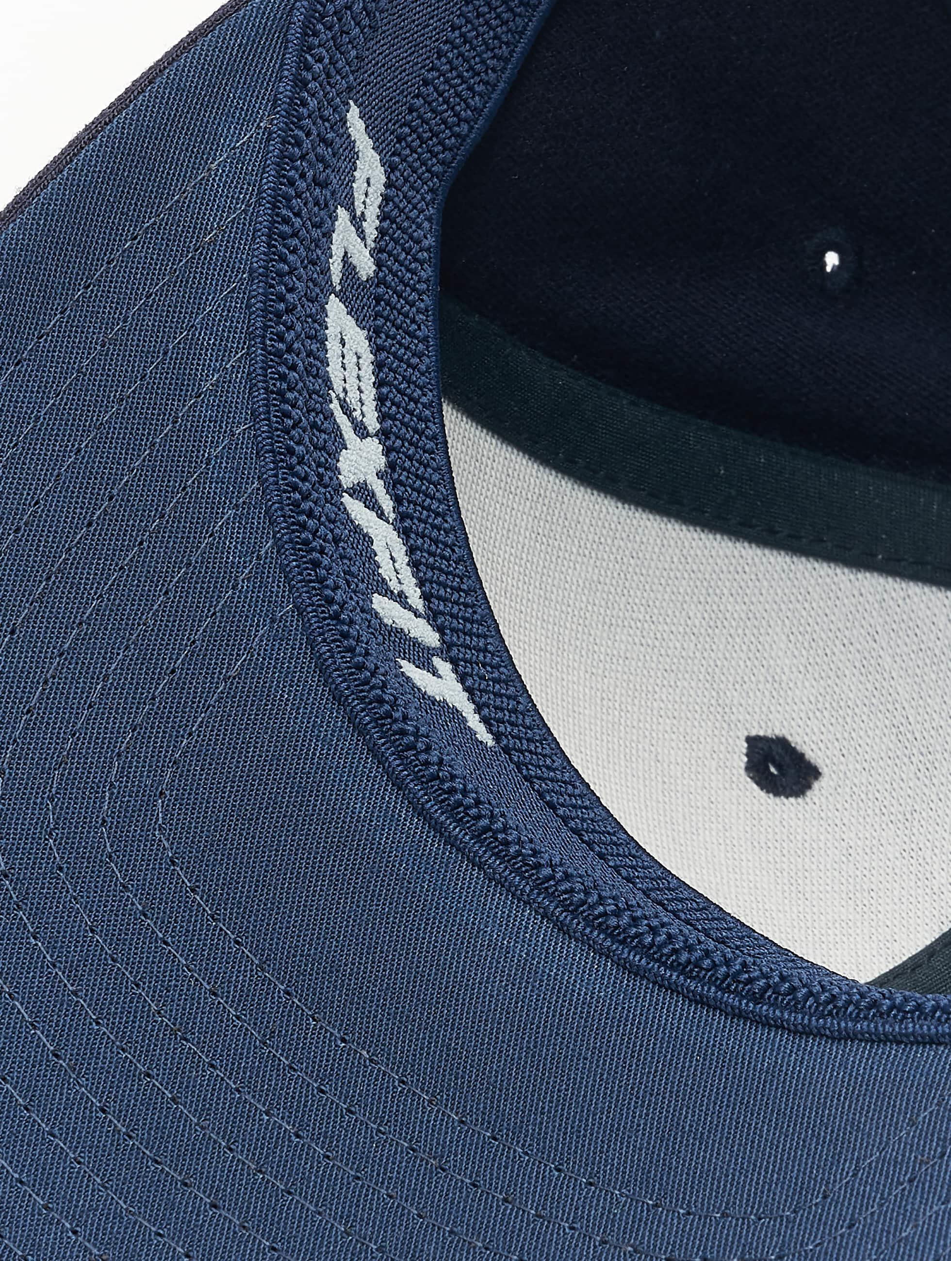 Flexfit Casquette Flex Fitted Double Jersey bleu