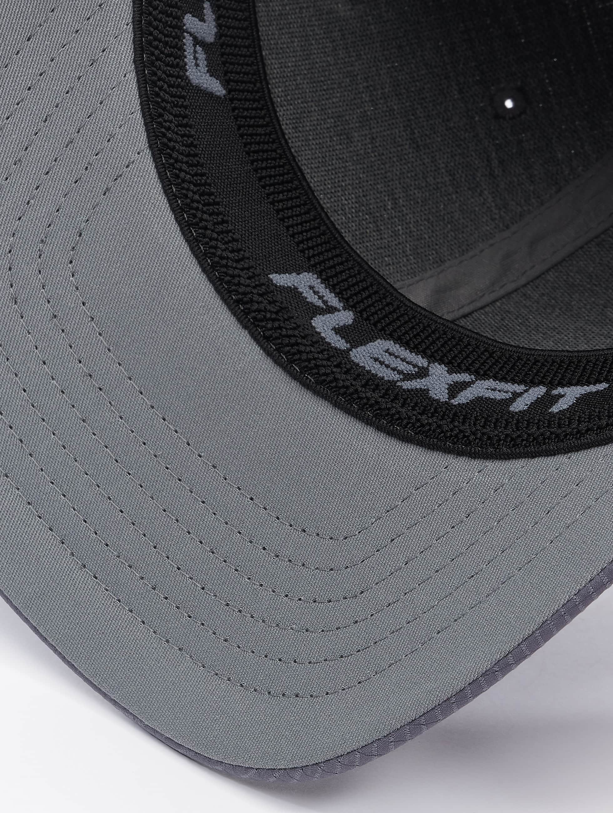 Flexfit Casquette Flex Fitted Hydro-Grid gris