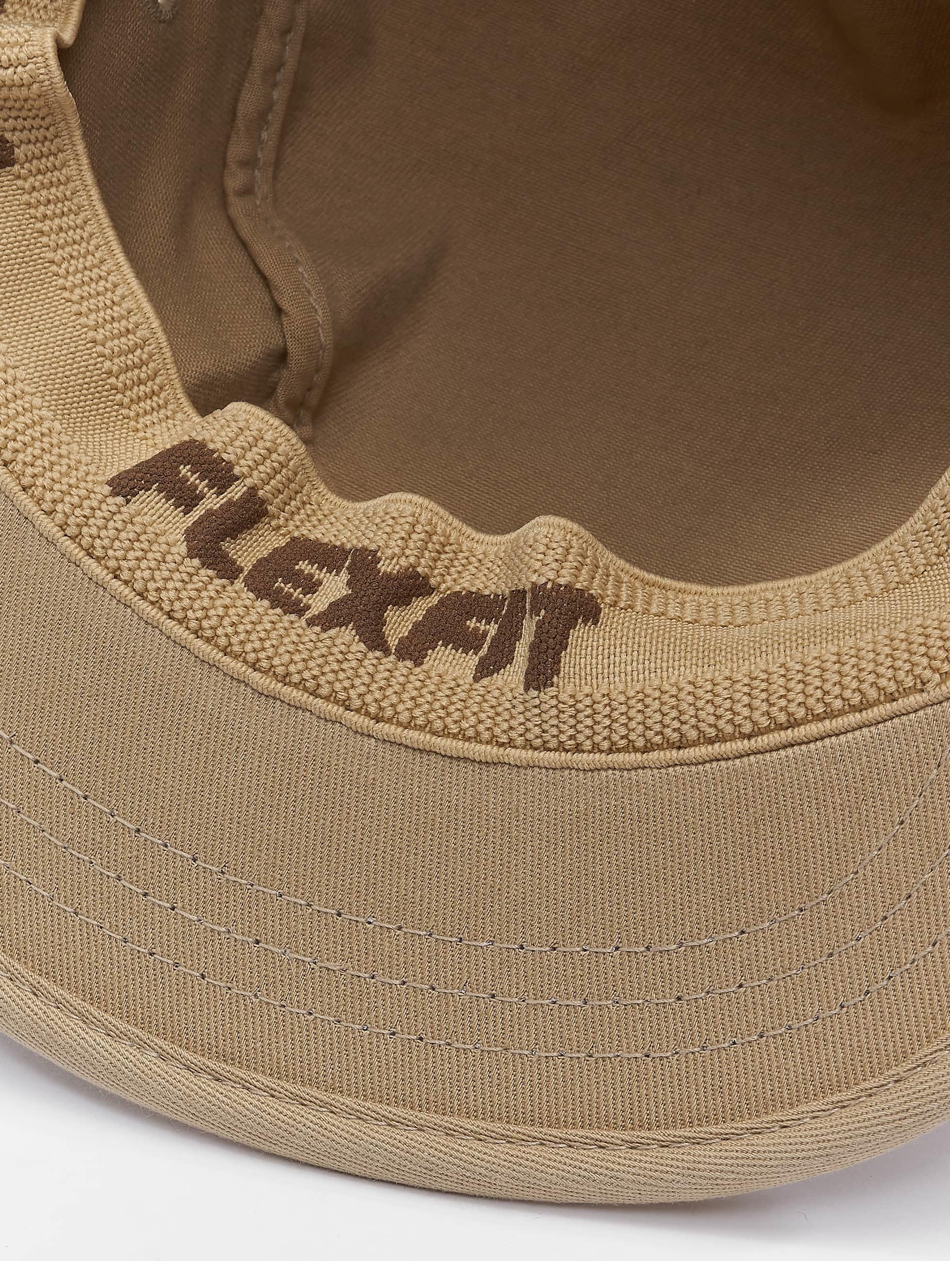 Flexfit Casquette Flex Fitted Top Gun Garmet Washed kaki