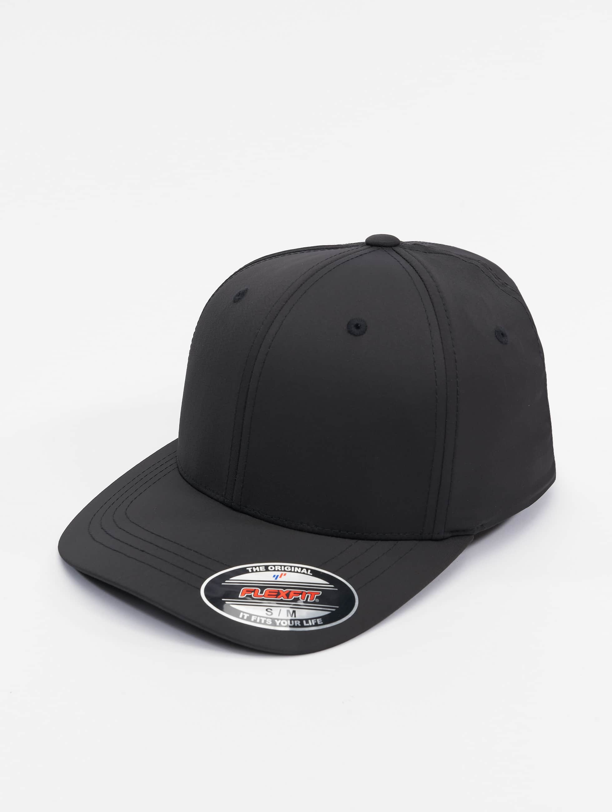 Flexfit Casquette Flex Fitted Tech noir