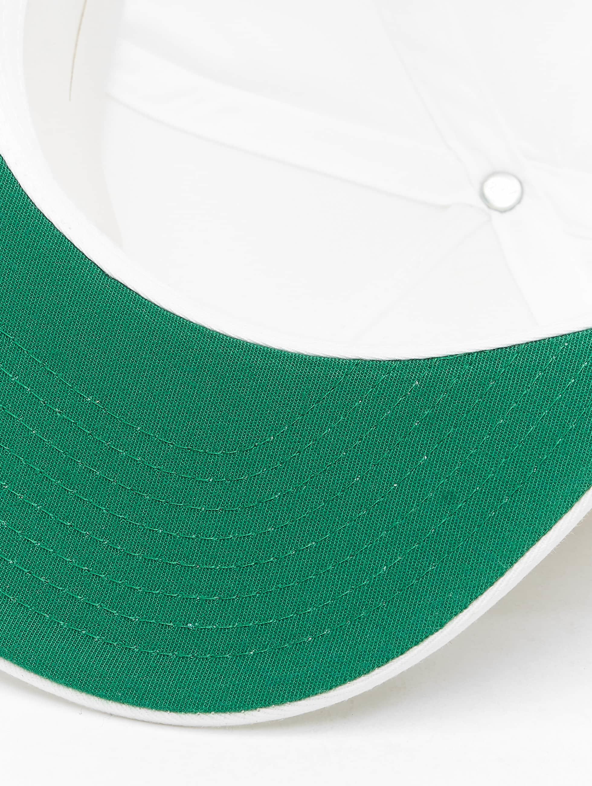 Flexfit Casquette Snapback & Strapback Classic 5 Panel blanc