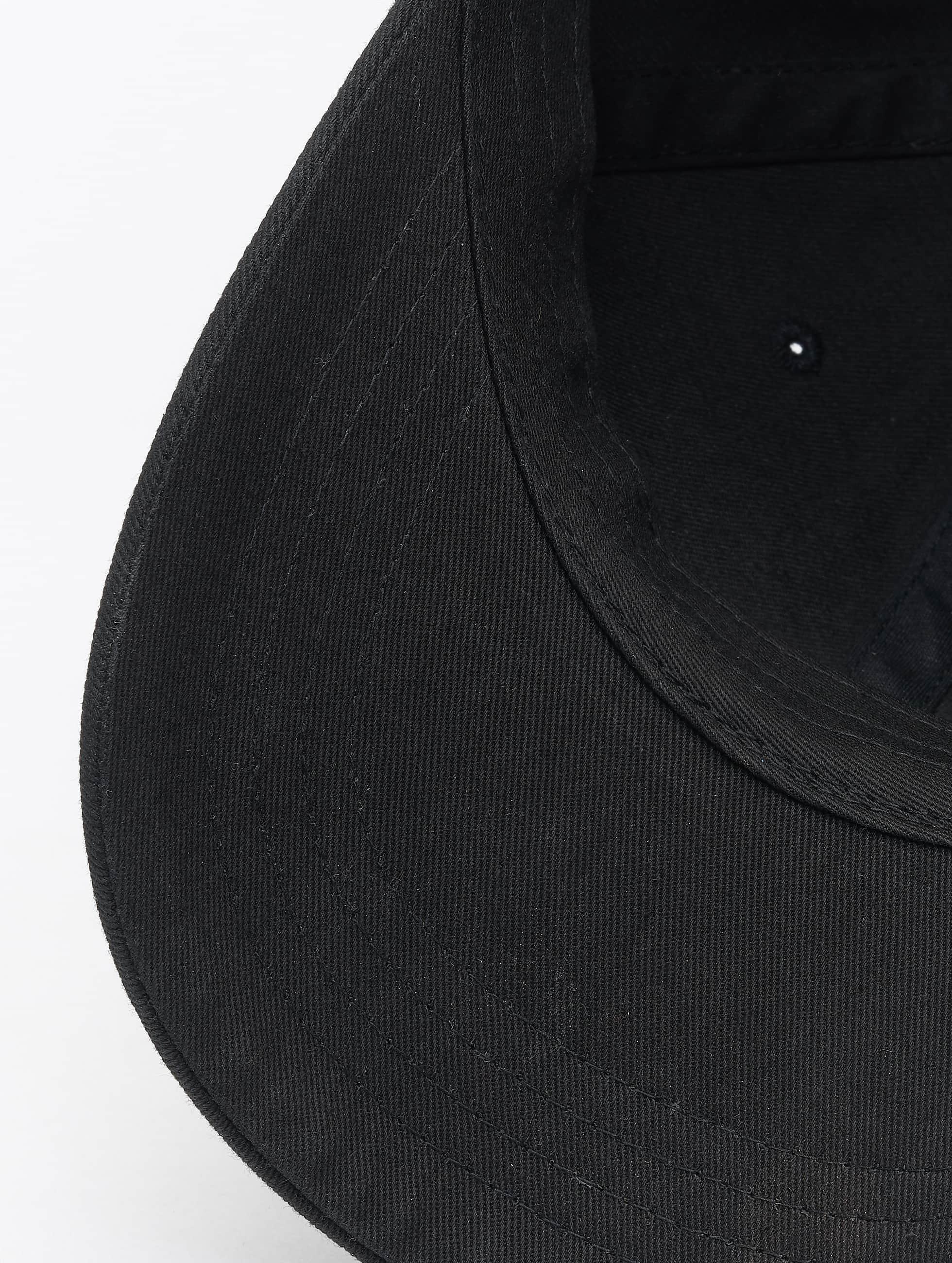 Flexfit Casquette Snapback & Strapback Low Profile Cotton Twill noir