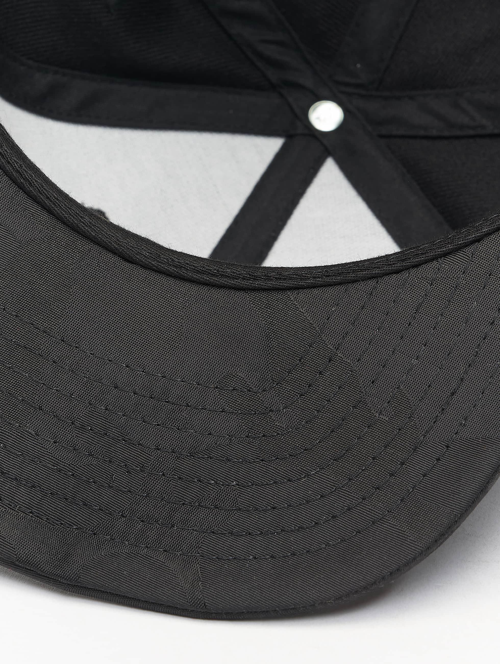 Flexfit Casquette Snapback & Strapback Camo Visor noir