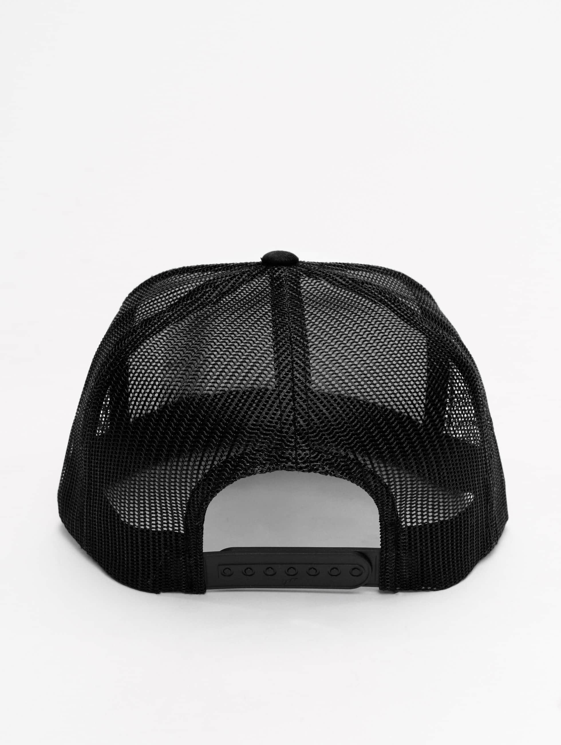 Flexfit Casquette Trucker mesh Classic noir