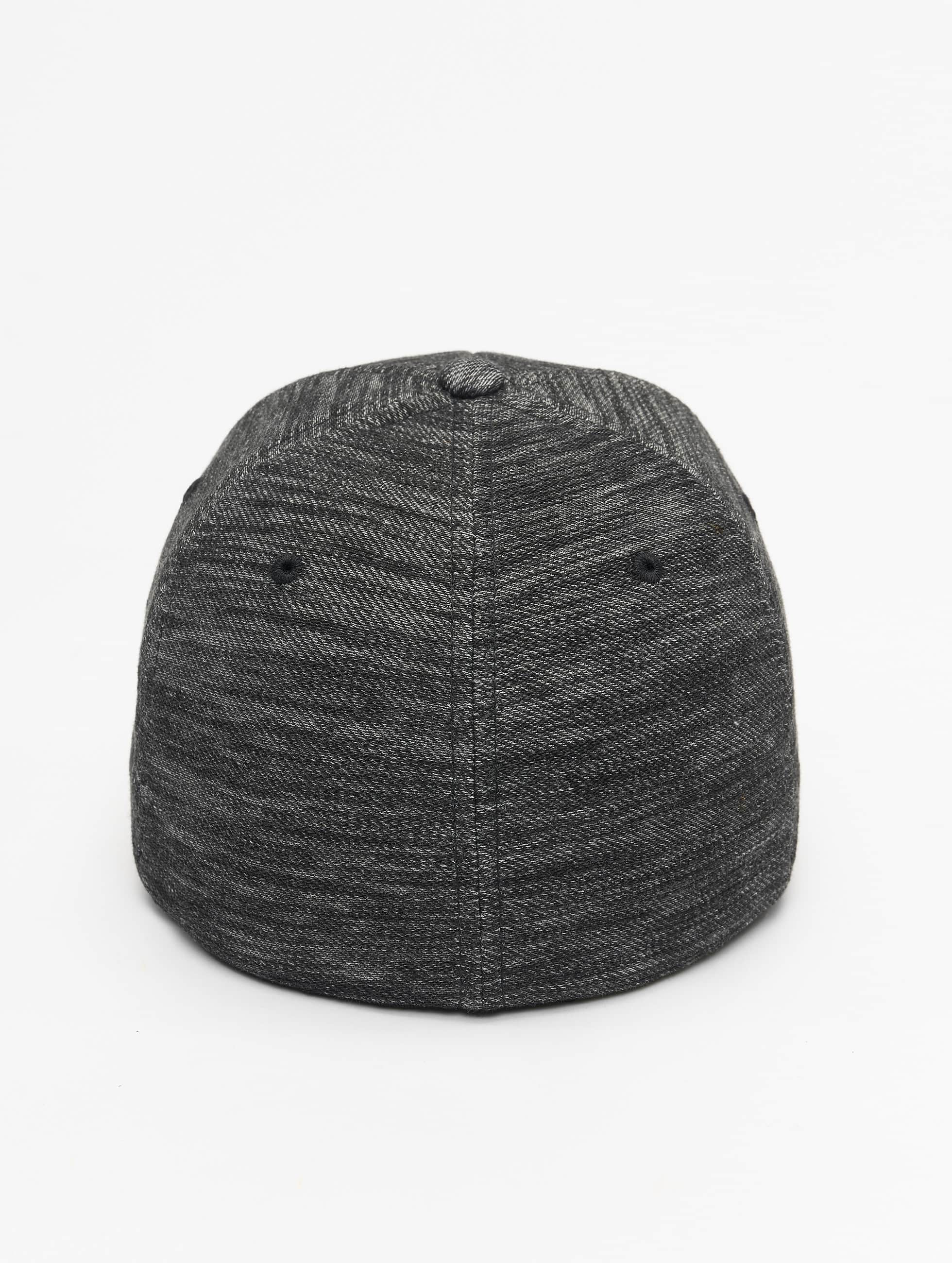 Flexfit Flexfitted Cap Twill Knit šedá