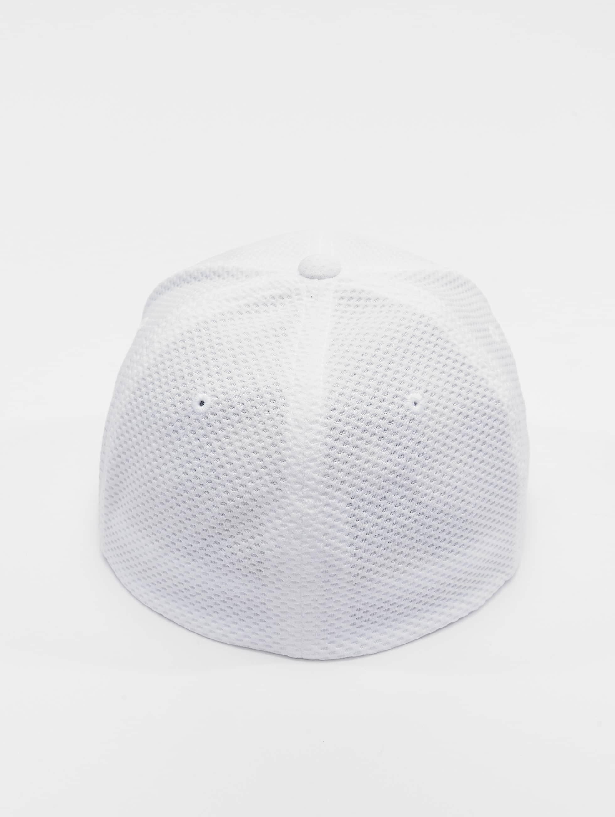 Flexfit Flexfitted Cap 3D Hexagon bianco