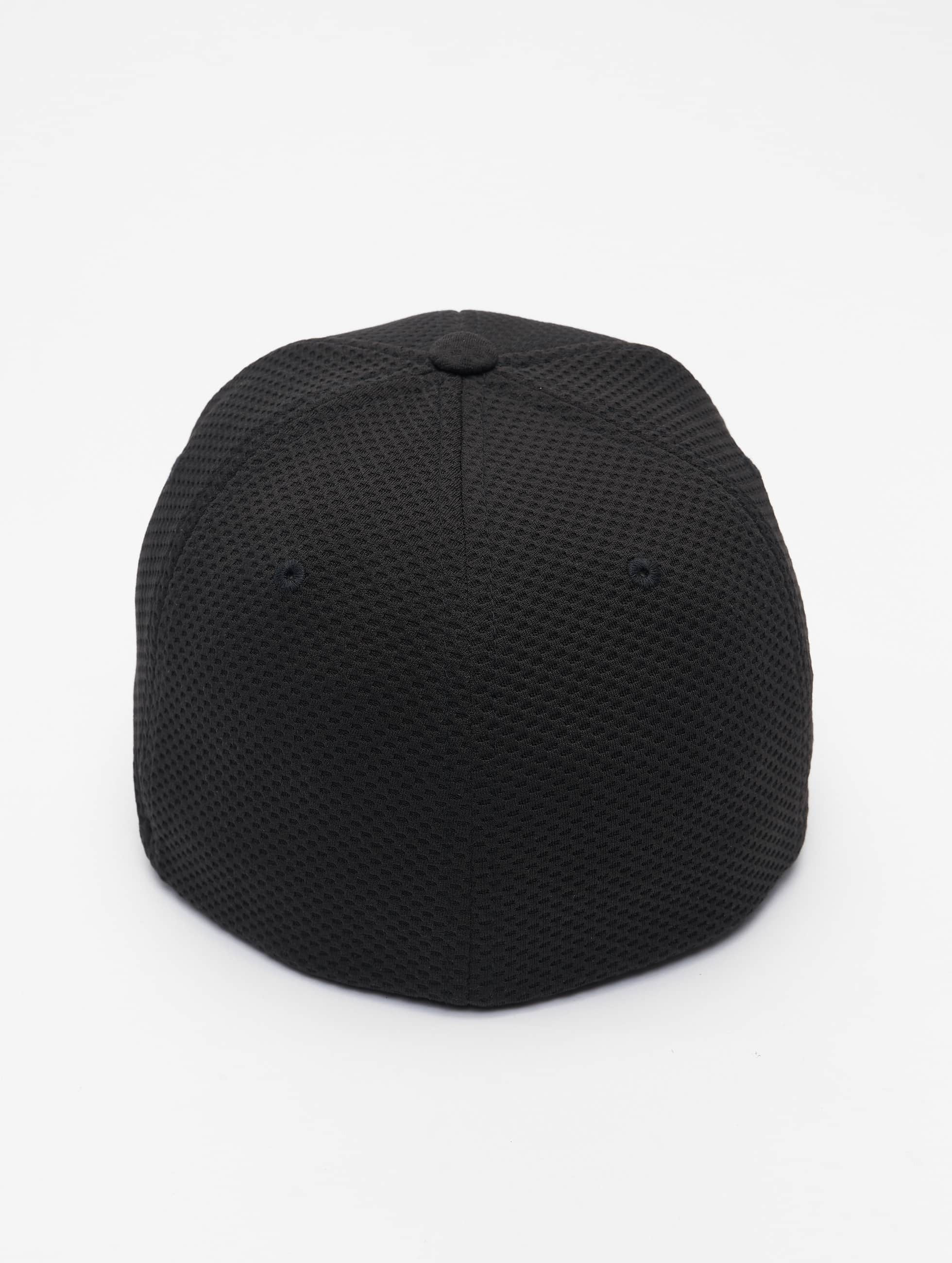 Flexfit Flexfitted Cap 3D Hexagon black