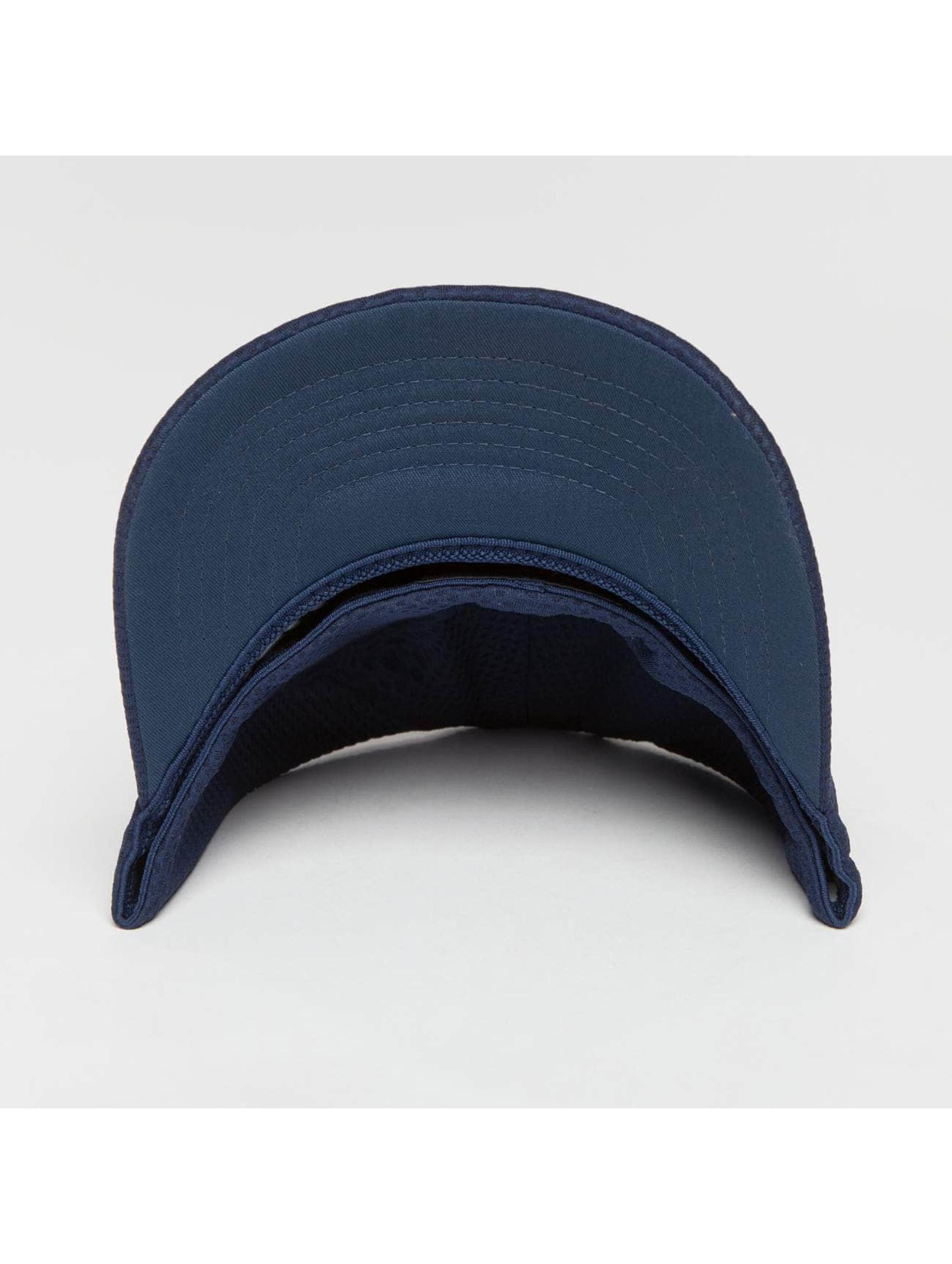 Flexfit Flexfitted Cap 3D Hexagon blauw