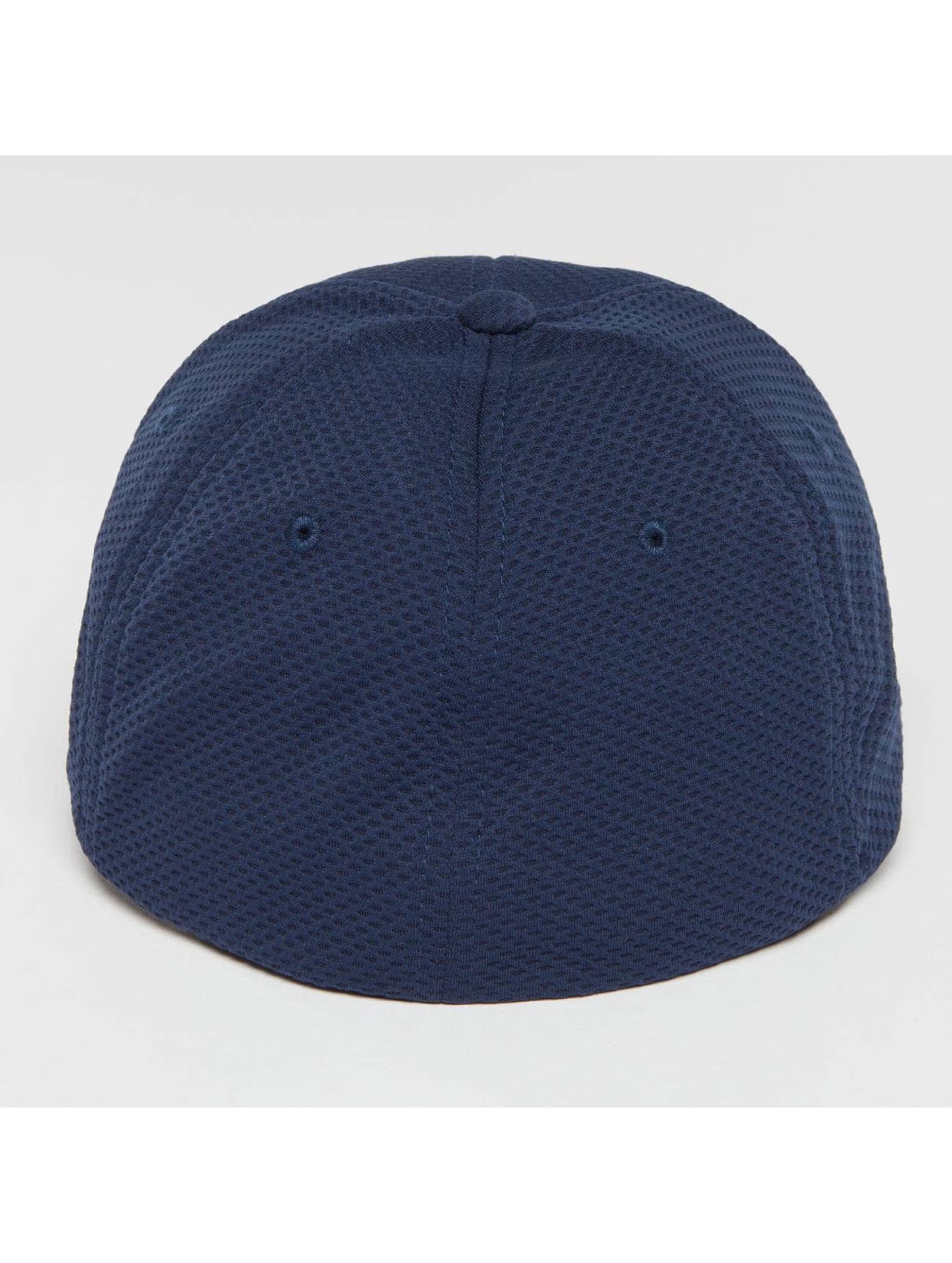 Flexfit Flexfitted Cap 3D Hexagon blu