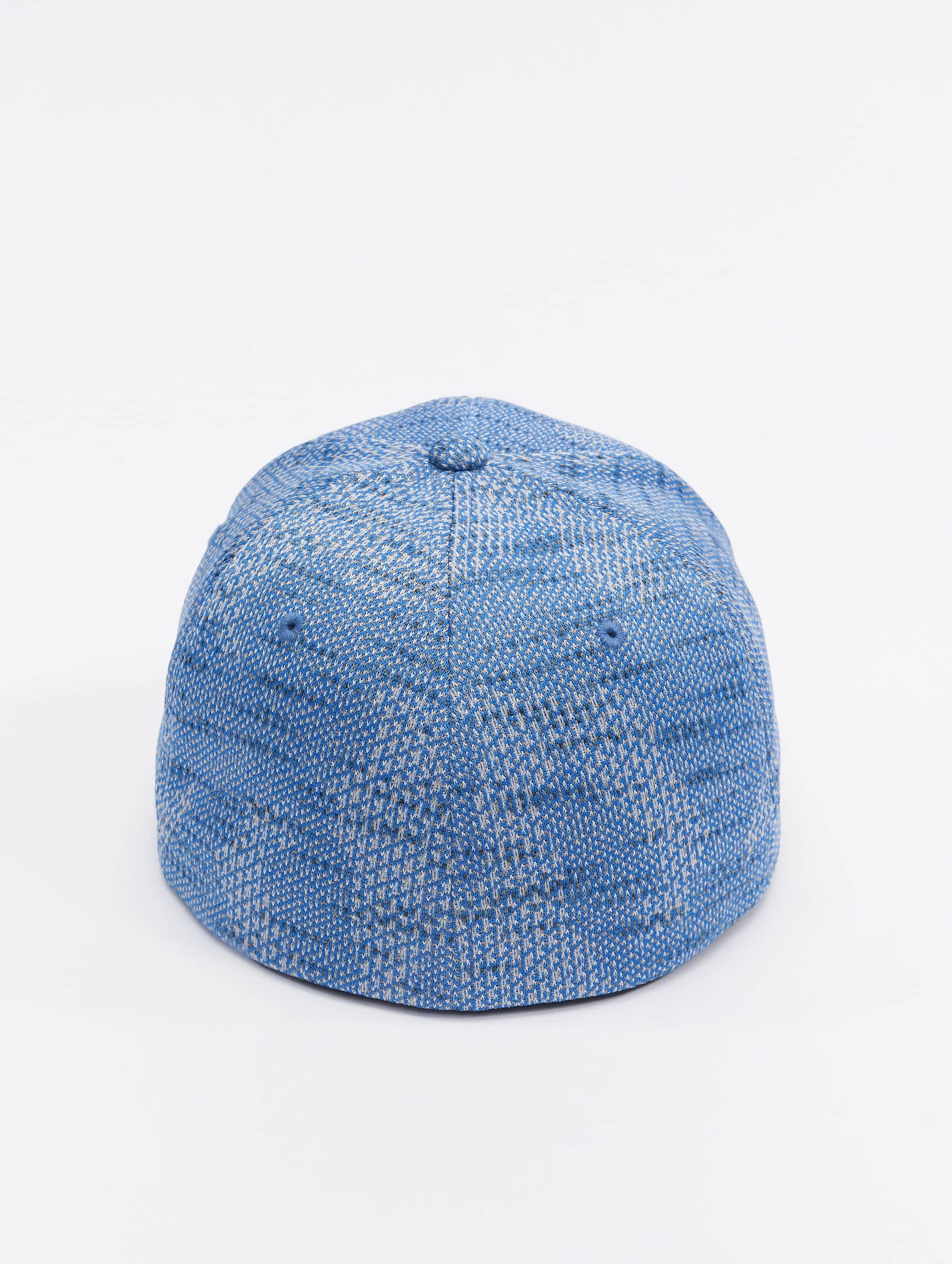 Flexfit Flexfitted Cap Jasquard Knit modrá