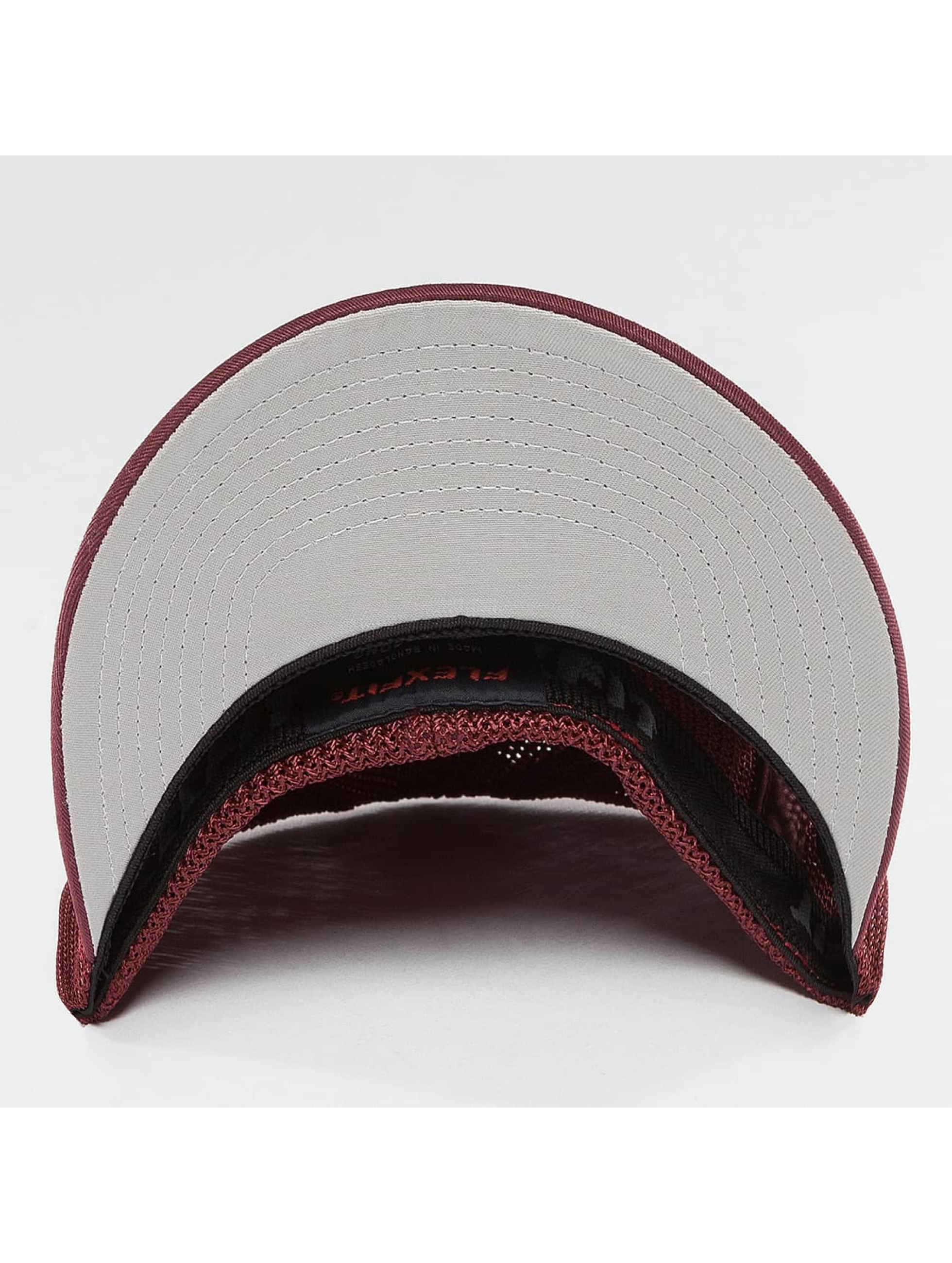Flexfit Flexfitted Cap Mesh Cotton Twill rot