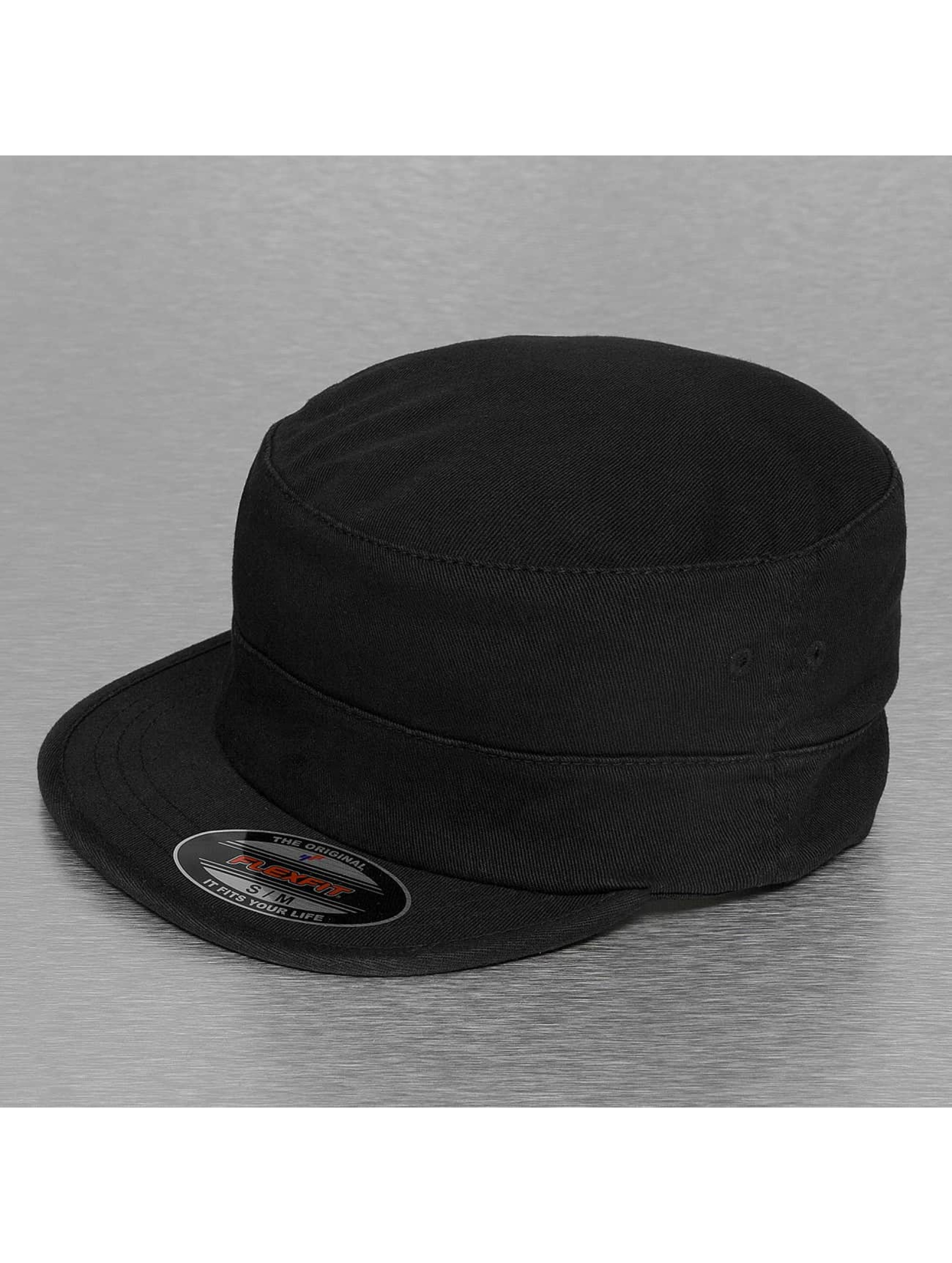 Flexfit Flexfitted Cap Top Gun Garmet Washed schwarz