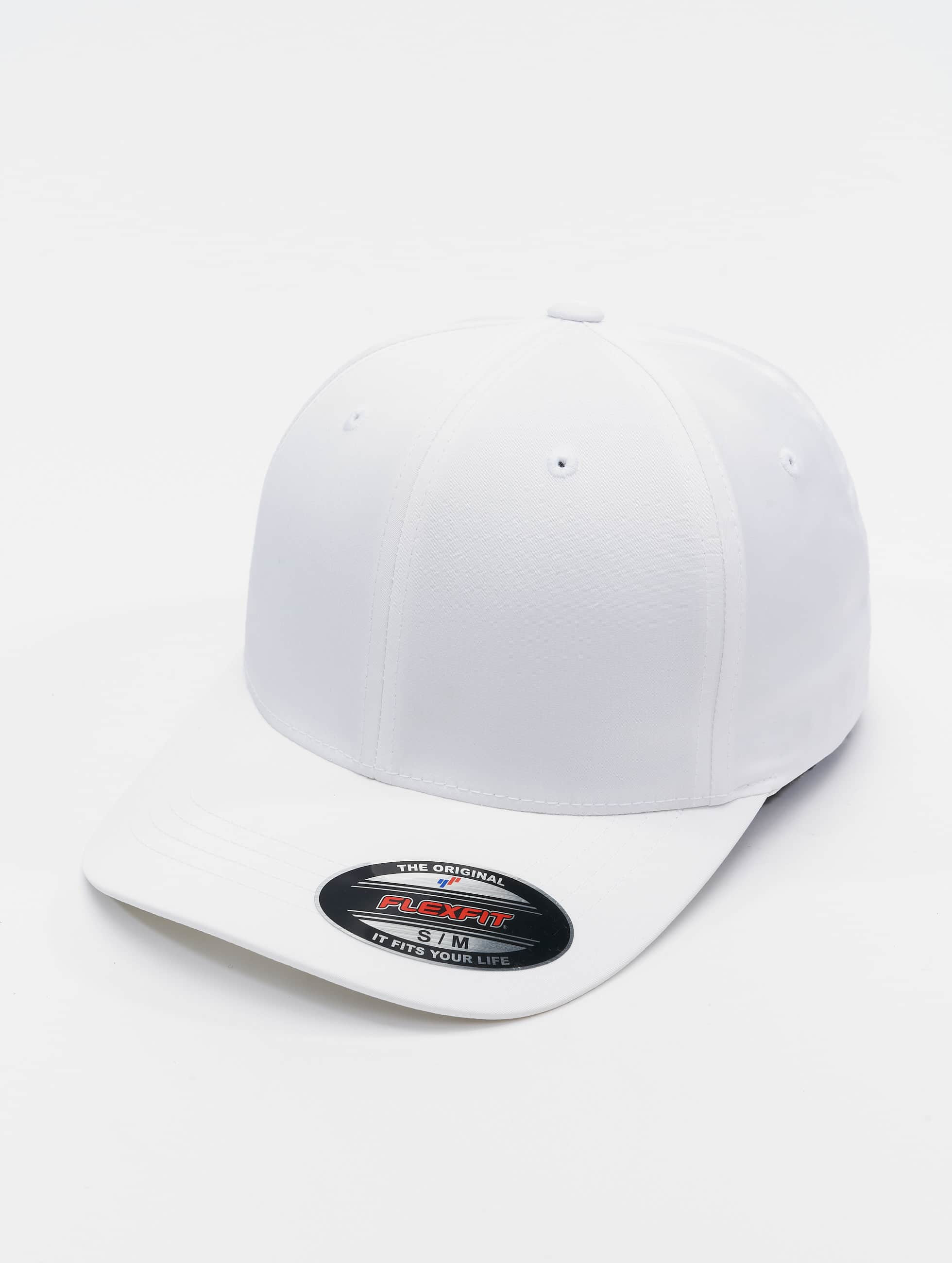Flexfit Flexfitted Cap Tech white
