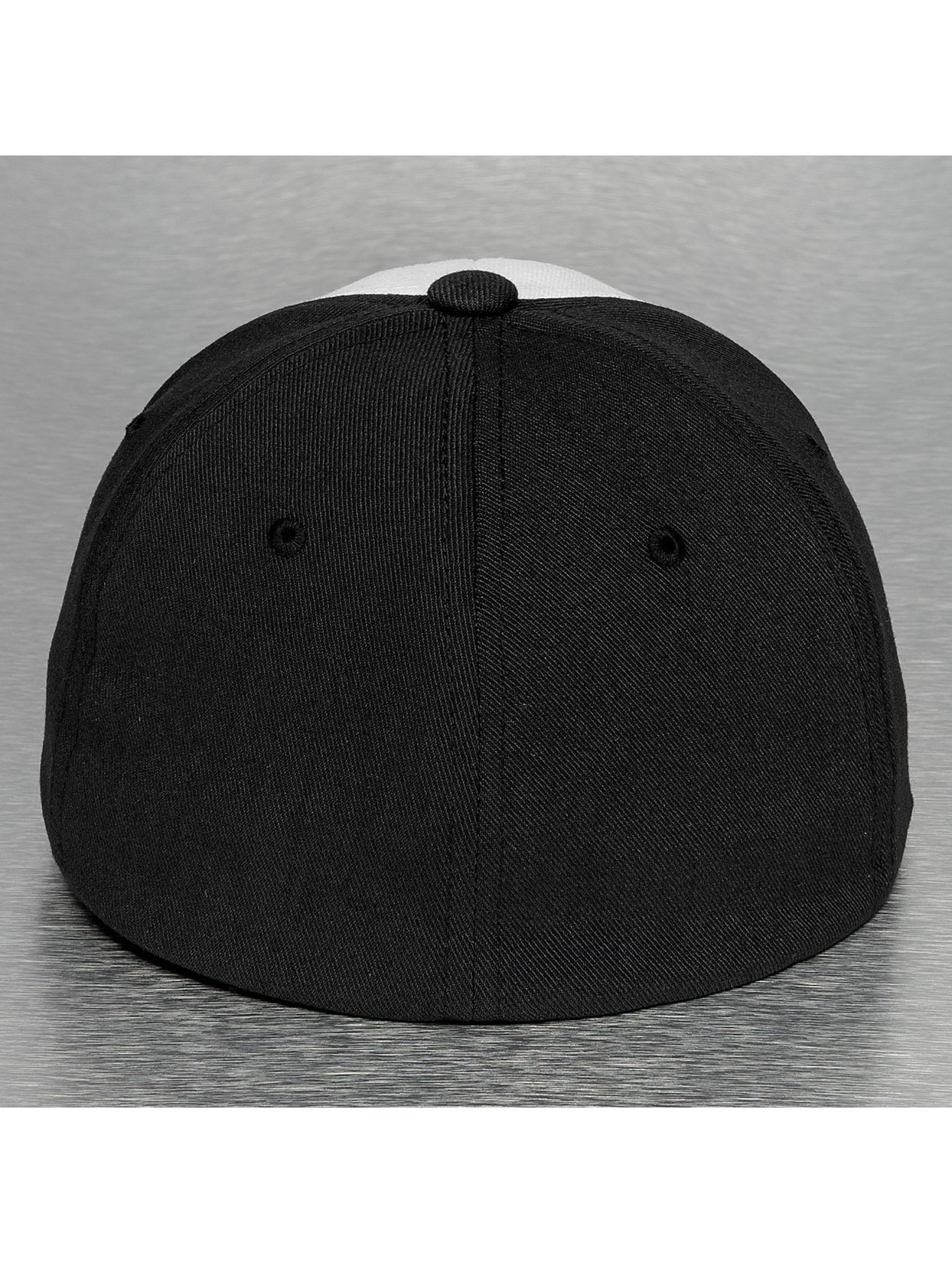 Flexfit Flexfitted Cap Performance zwart