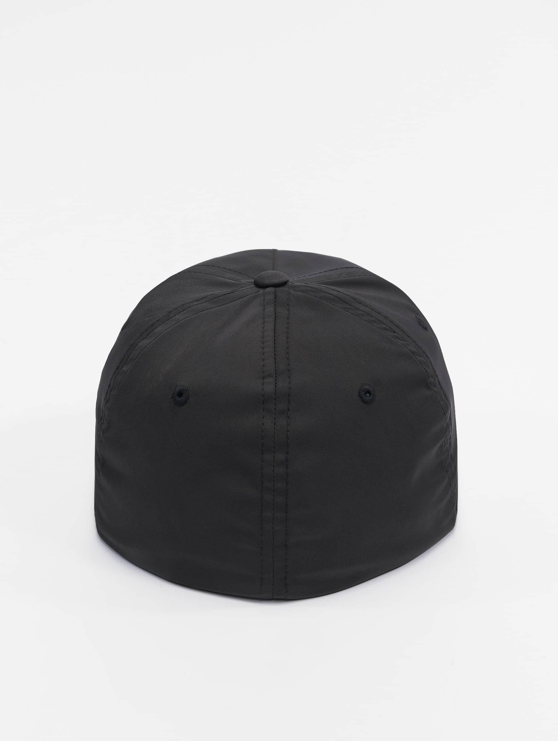 Flexfit Flexfitted Cap Unstructured Tech zwart
