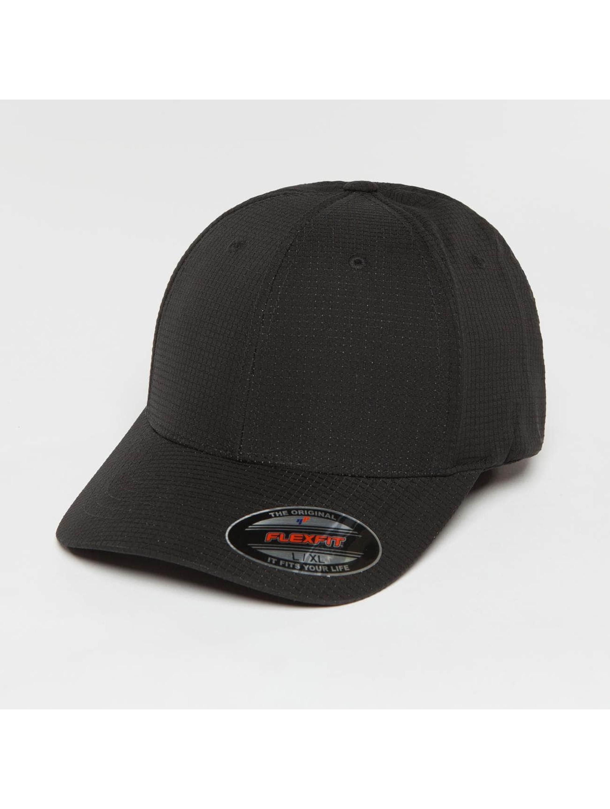 Flexfit Flexfitted Cap Hydro-Grid zwart
