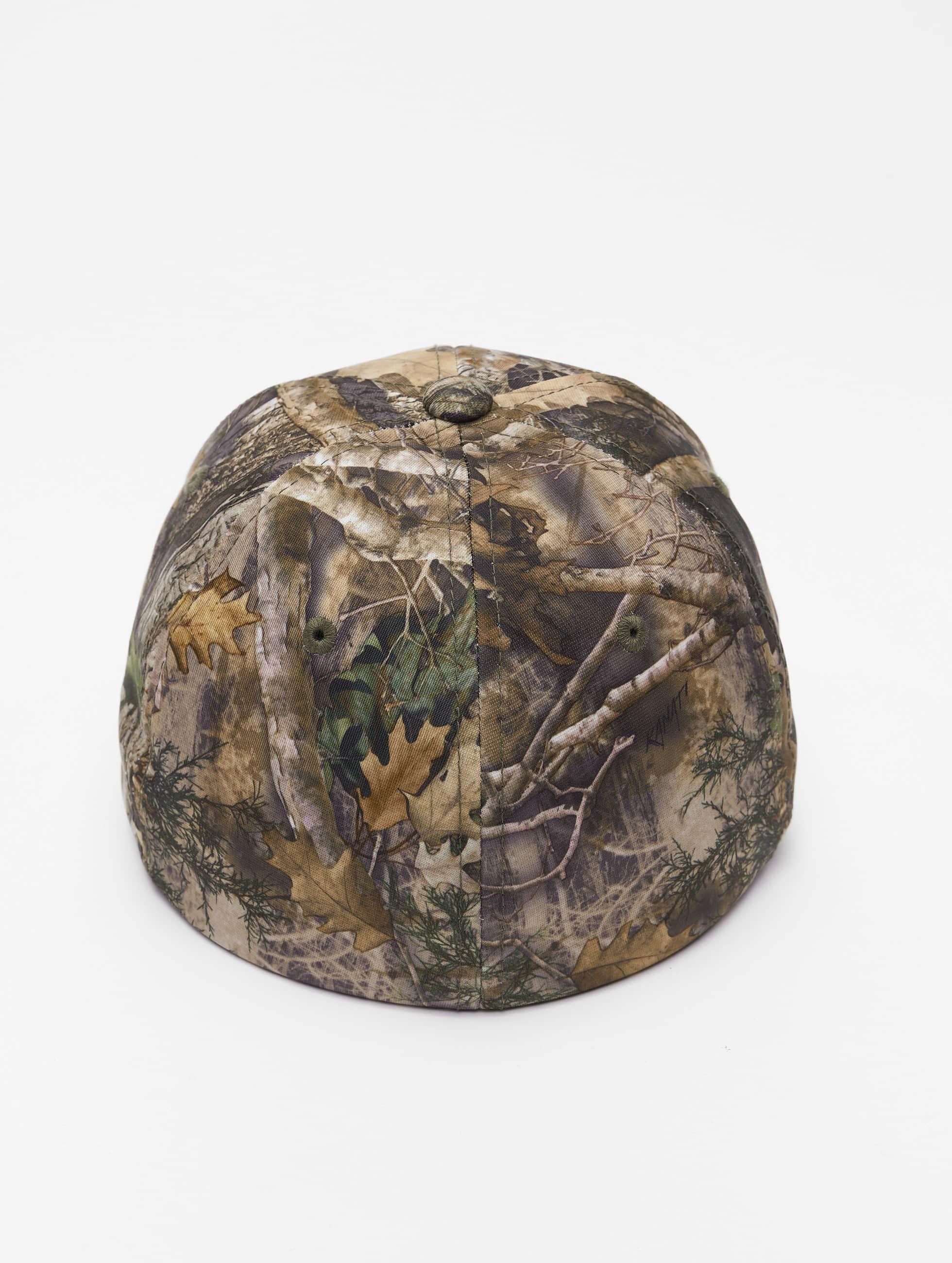 Flexfit Flexfitted-lippikset True Timber camouflage