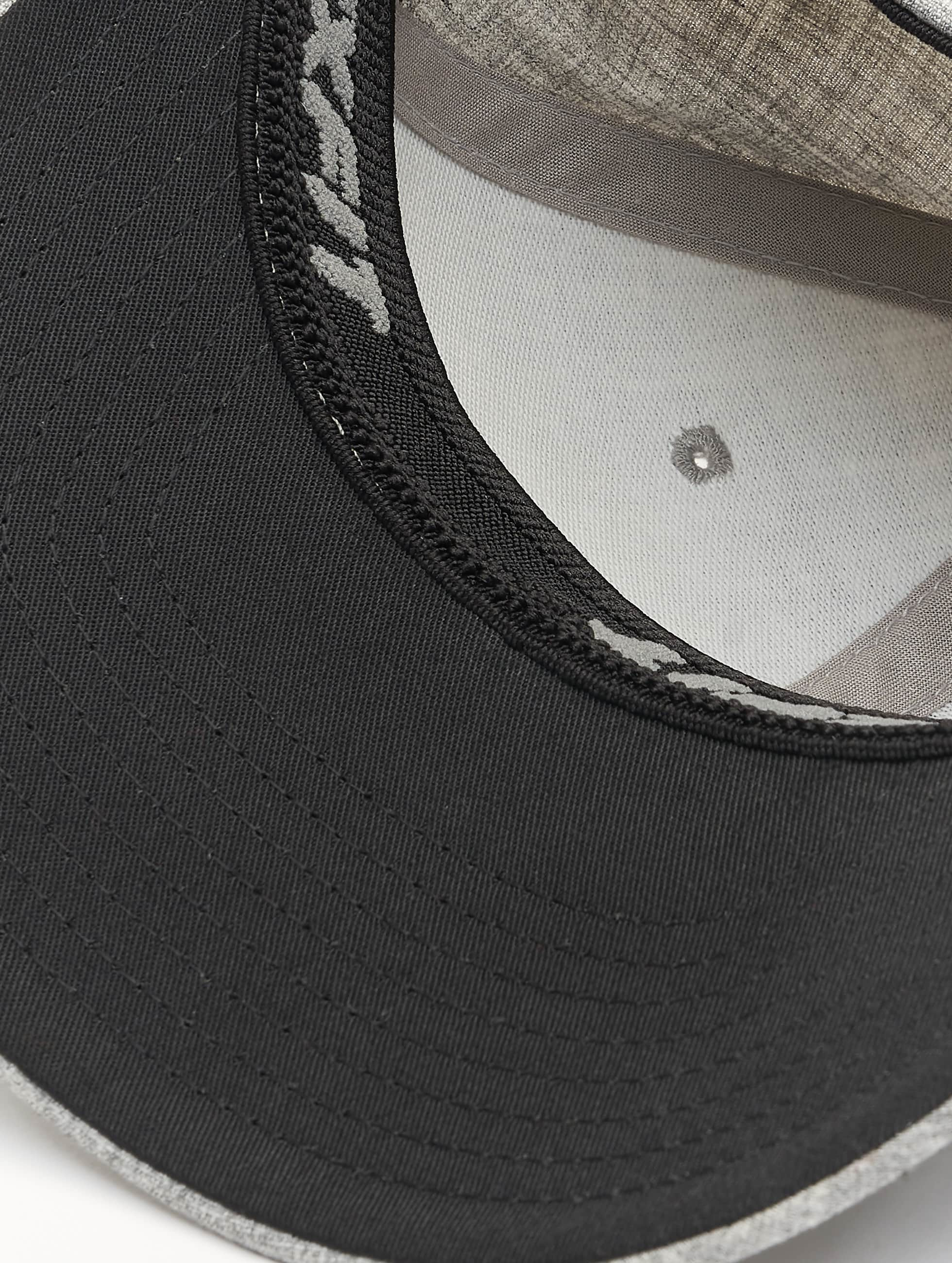 Flexfit Flexfitted-lippikset Plain Span harmaa