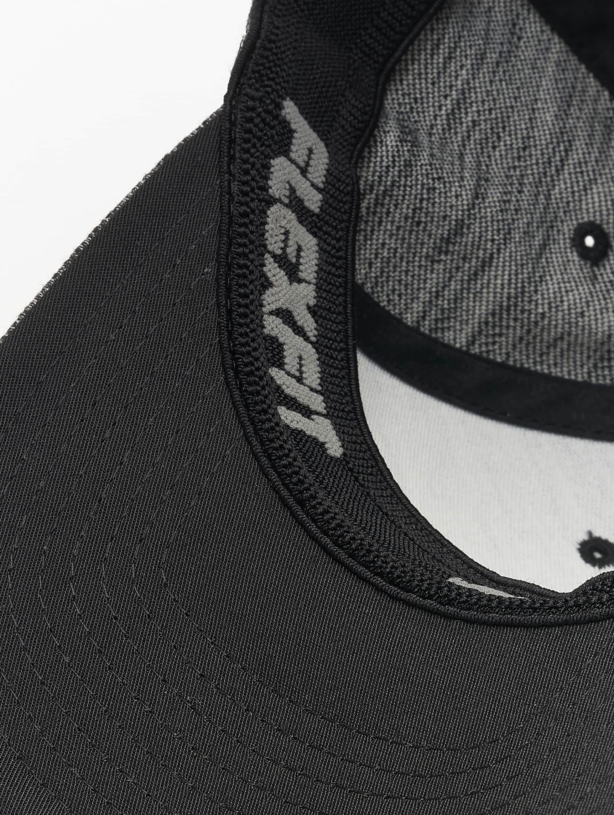 Flexfit Flexfitted-lippikset Twill Knit harmaa