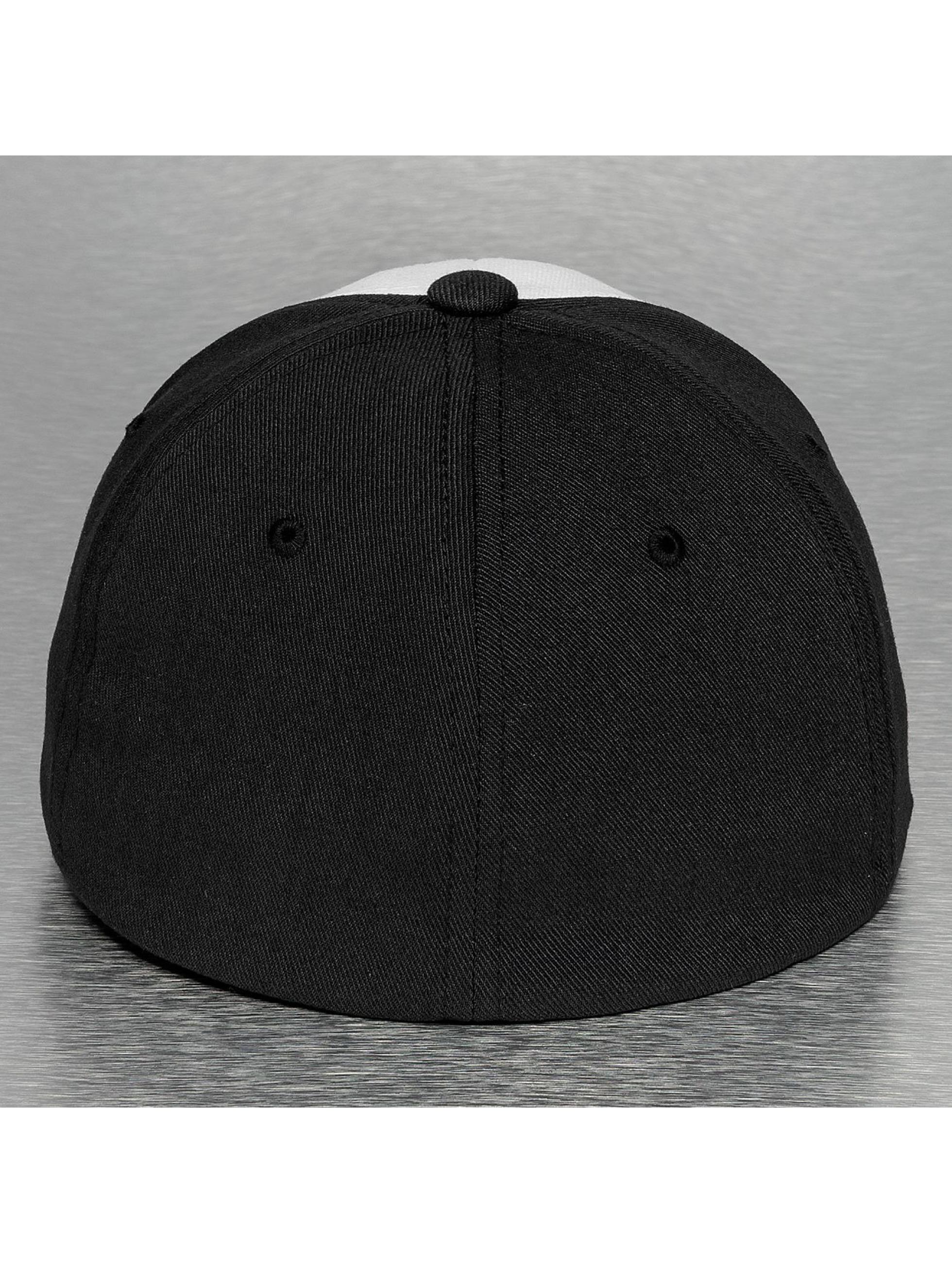 Flexfit Flexfitted-lippikset Performance musta