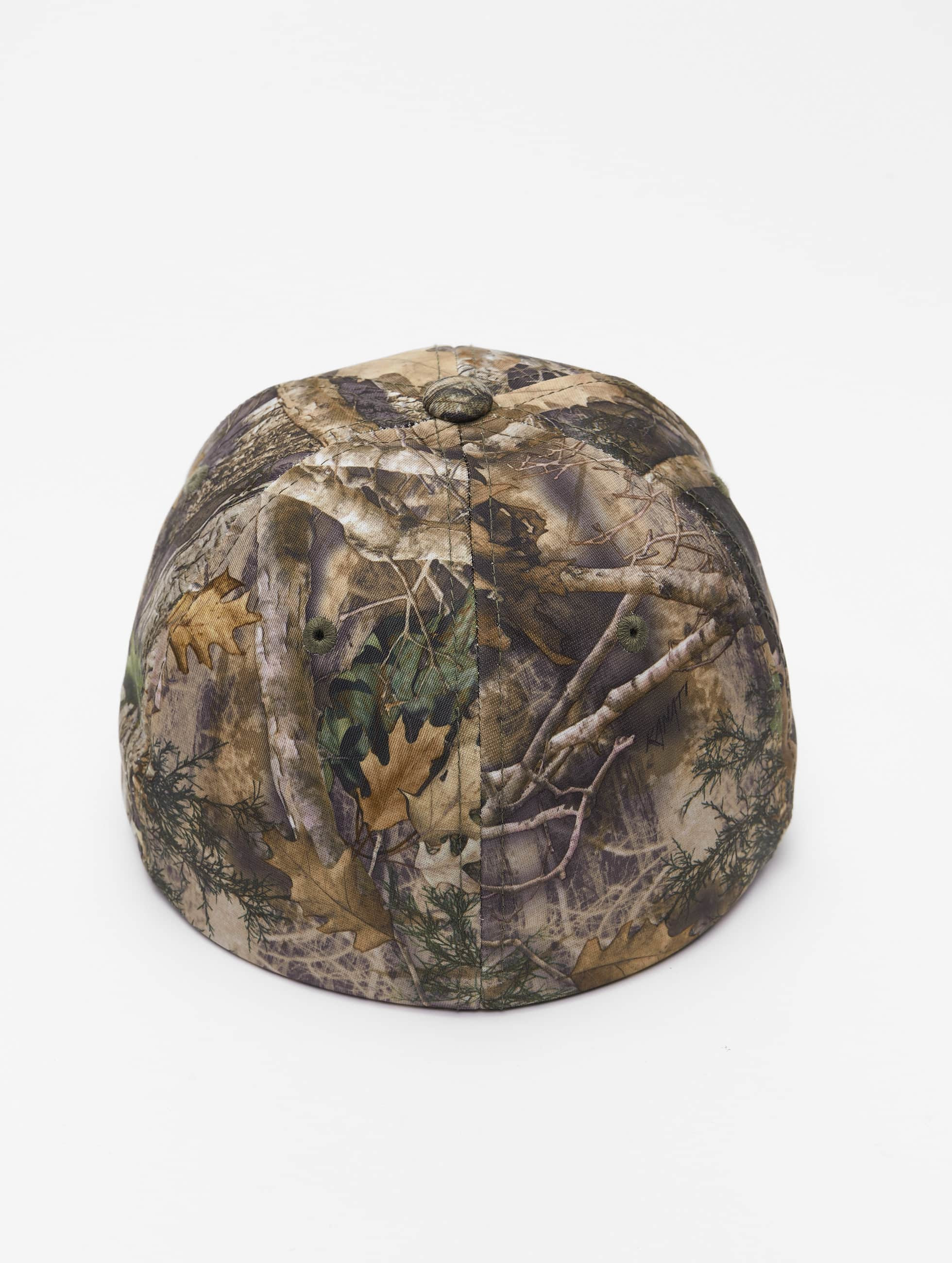 Flexfit Gorras Flexfitted True Timber camuflaje