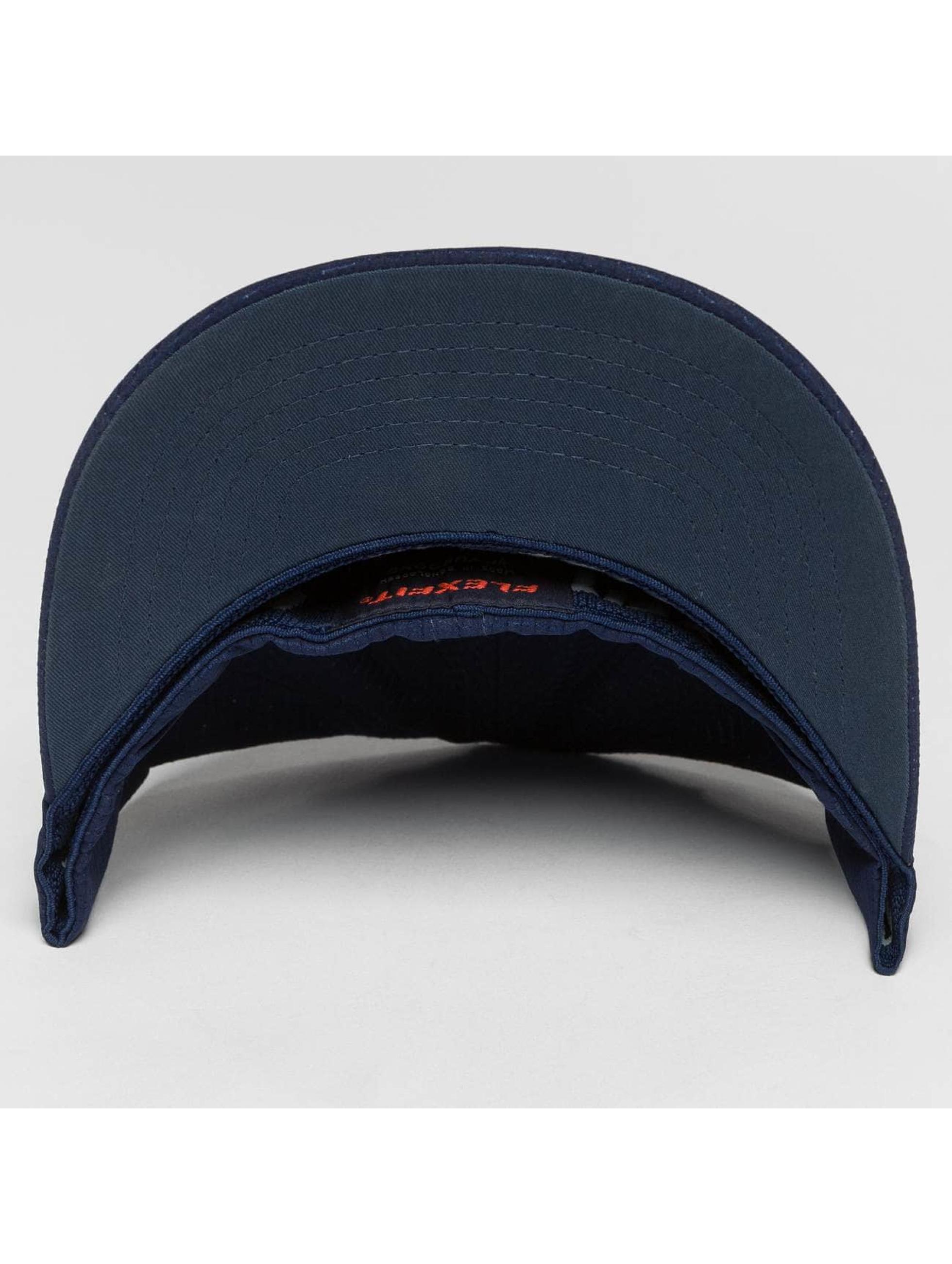 Flexfit Lastebilsjåfør- / flexfitted caps Hydro-Grid blå