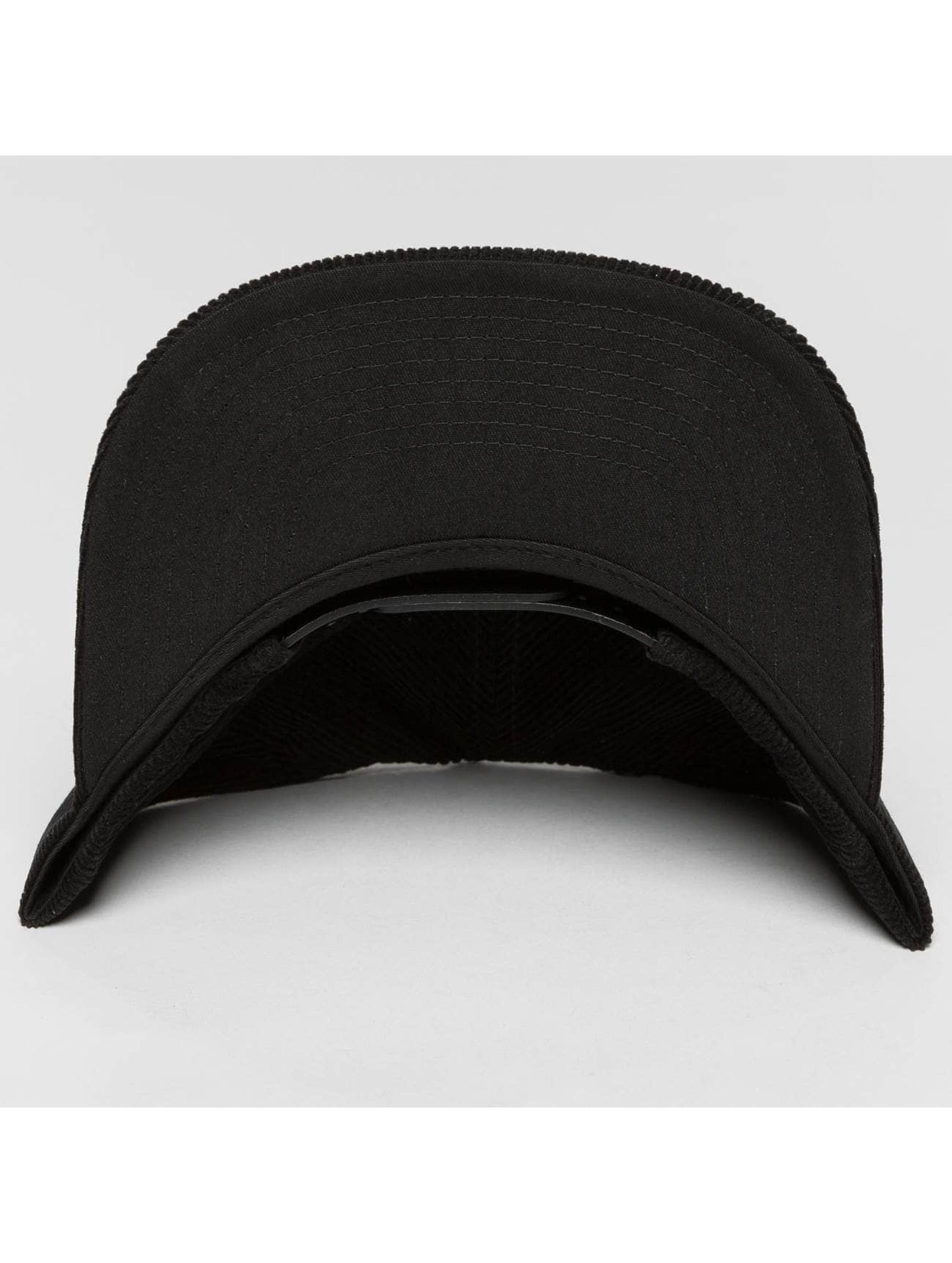 Flexfit Snapback Premium Corduroy èierna