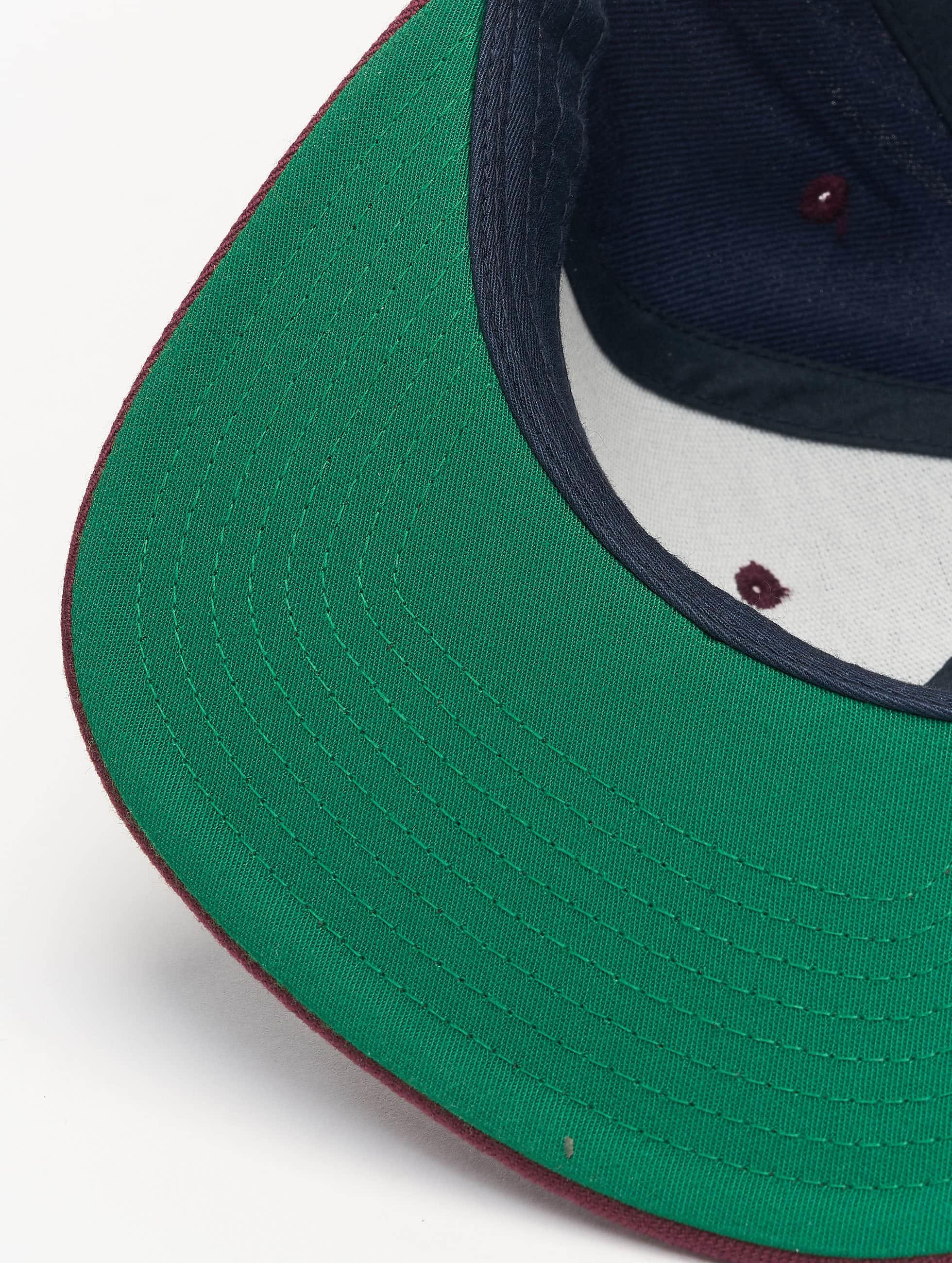 Flexfit Snapback Cap Classic Two Tone blau