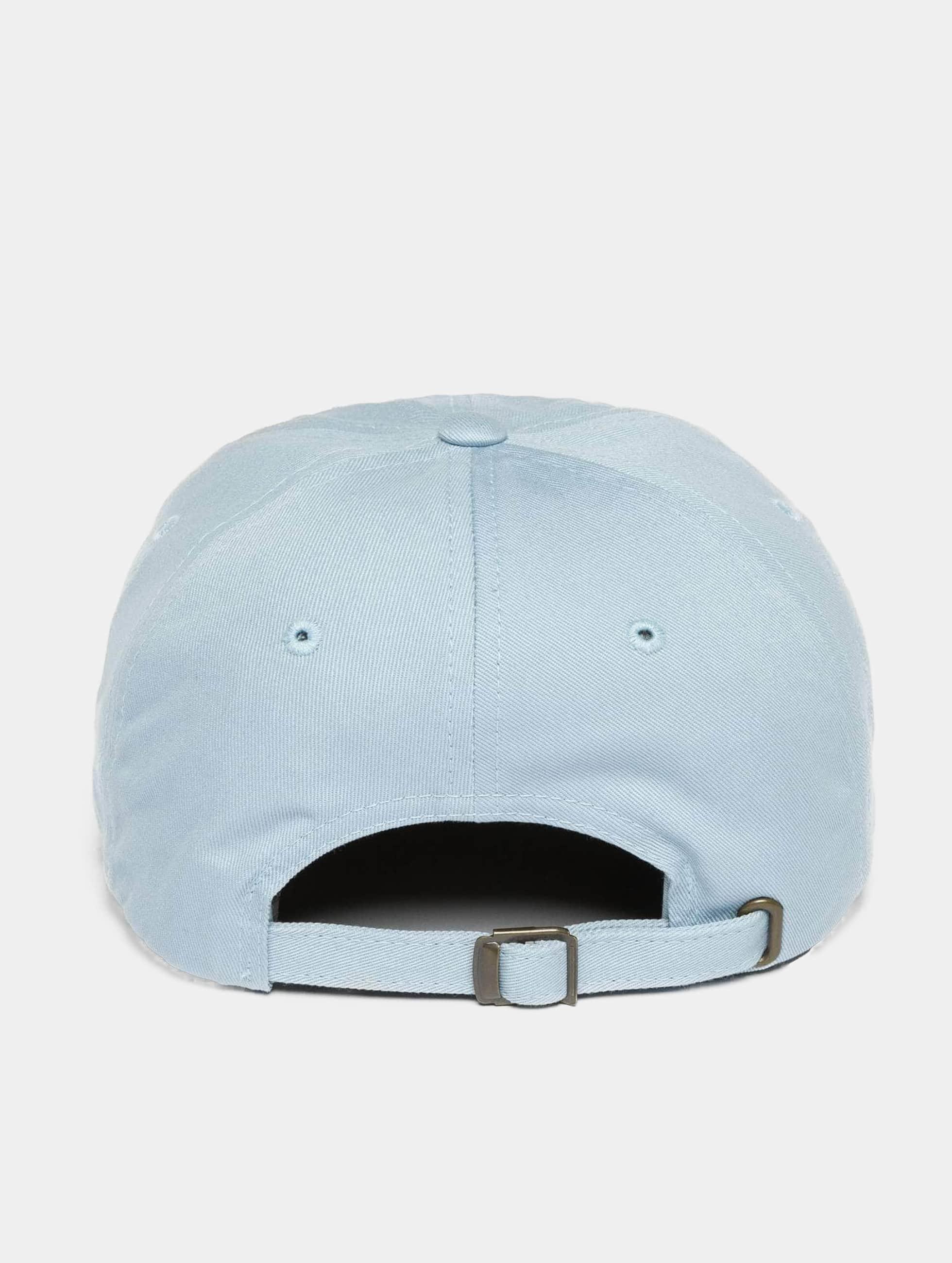 Flexfit Snapback Cap Low Profile Cotton Twil blu