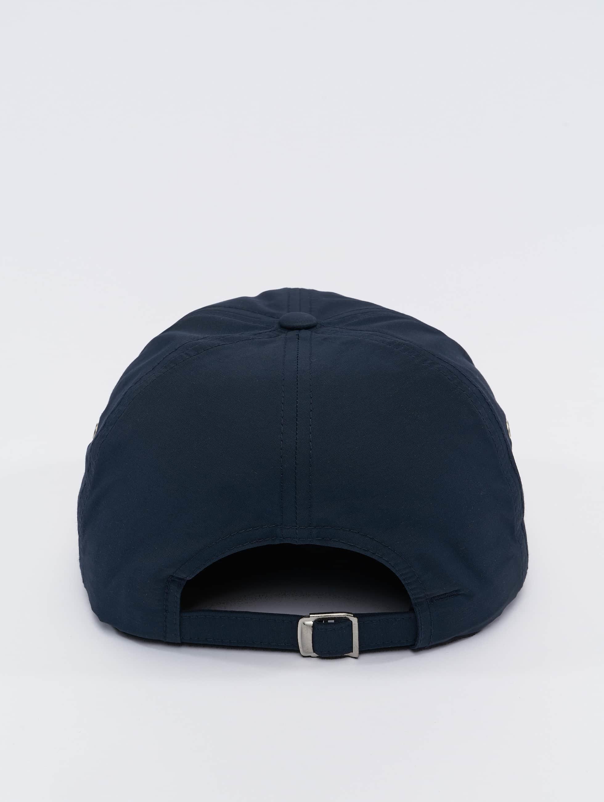Flexfit Snapback Cap Low Profile Water Repellent blue