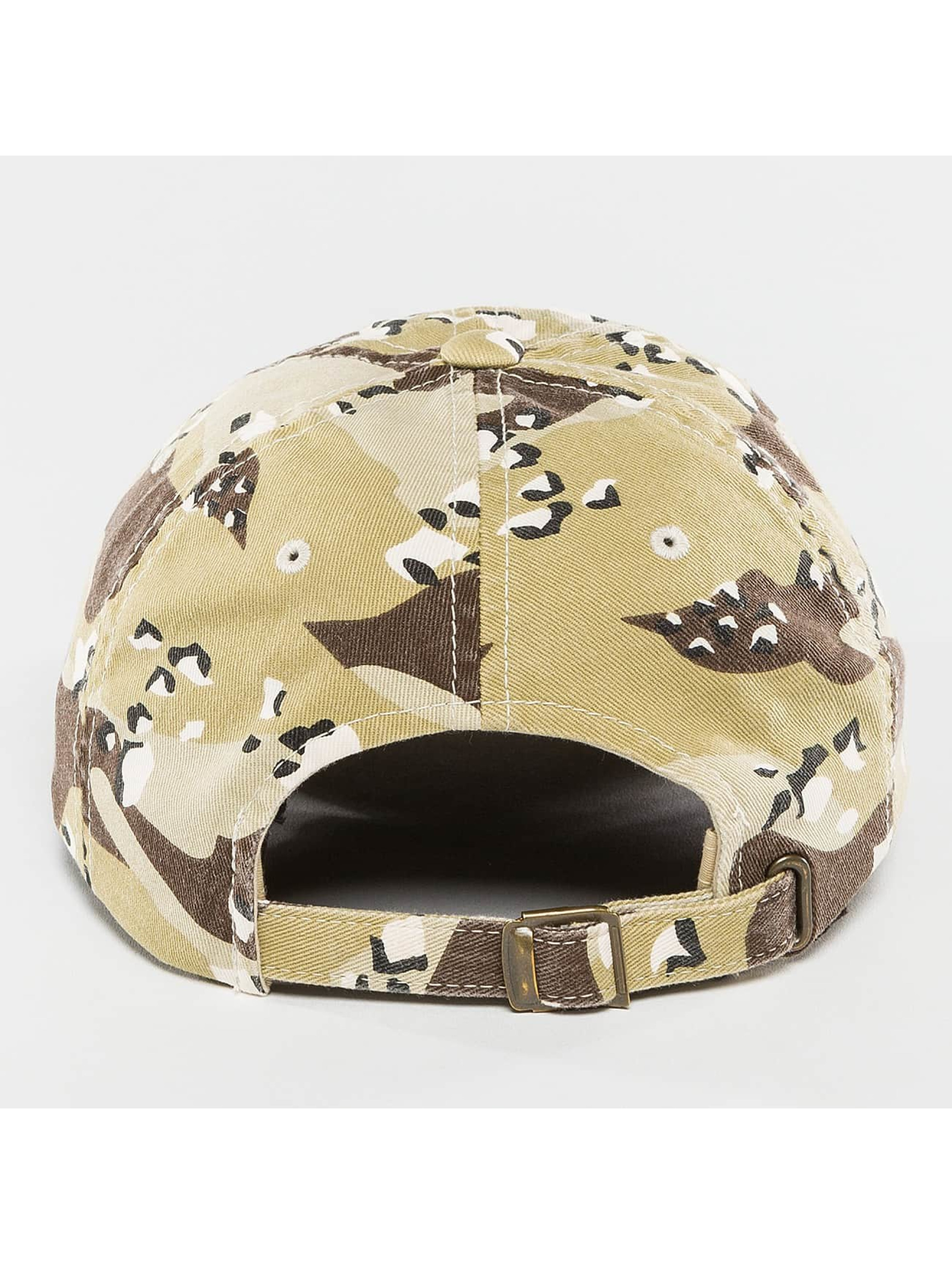Flexfit Snapback Cap Low Profile brown
