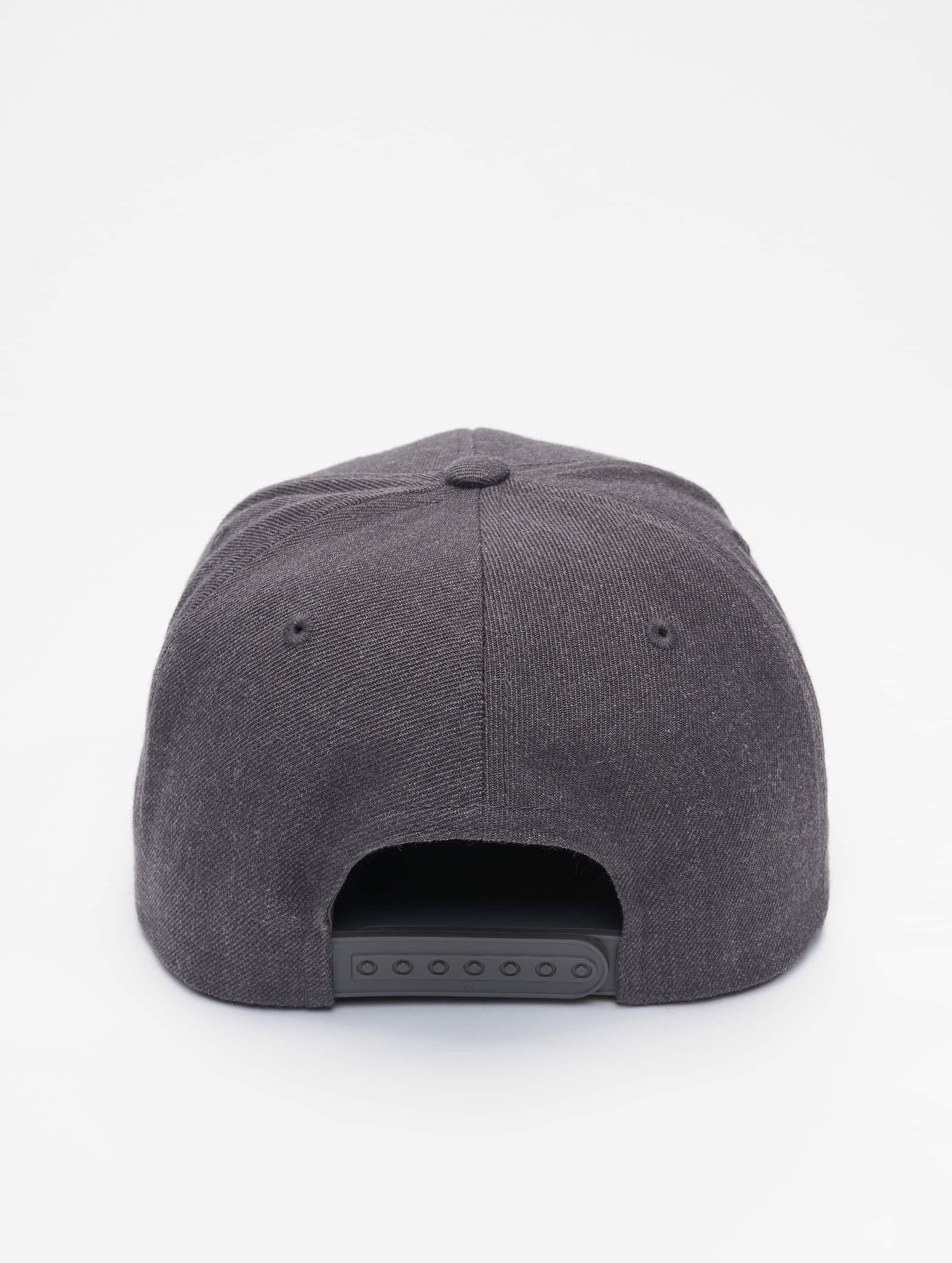 Flexfit Snapback Cap Classic grigio