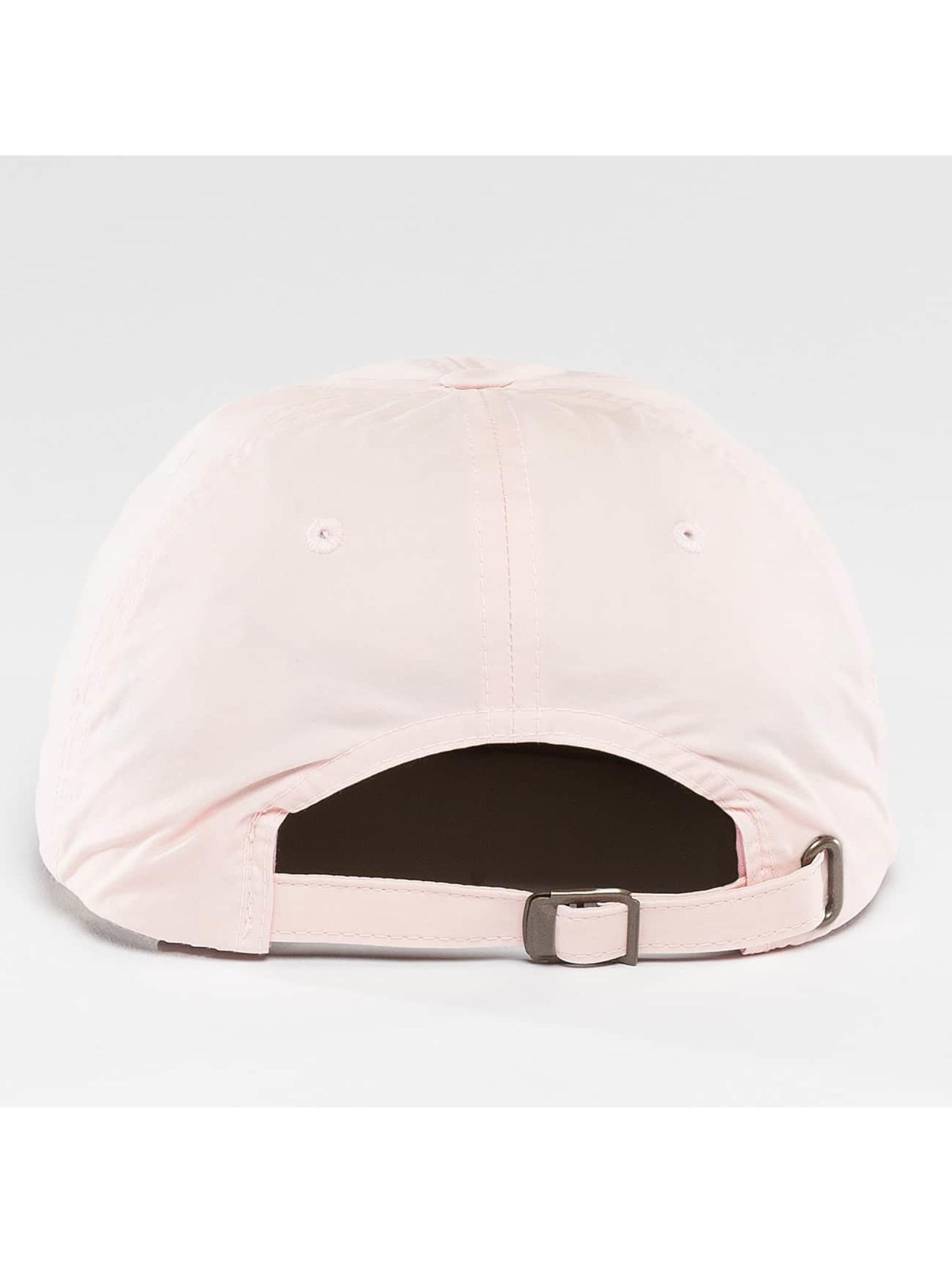 Flexfit Snapback Cap Low Profile Washed pink