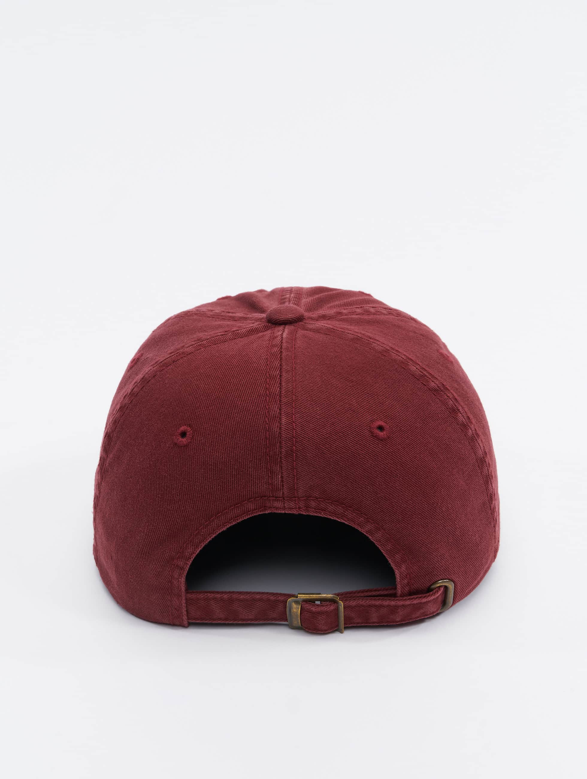 Flexfit Snapback Cap Low Profile red