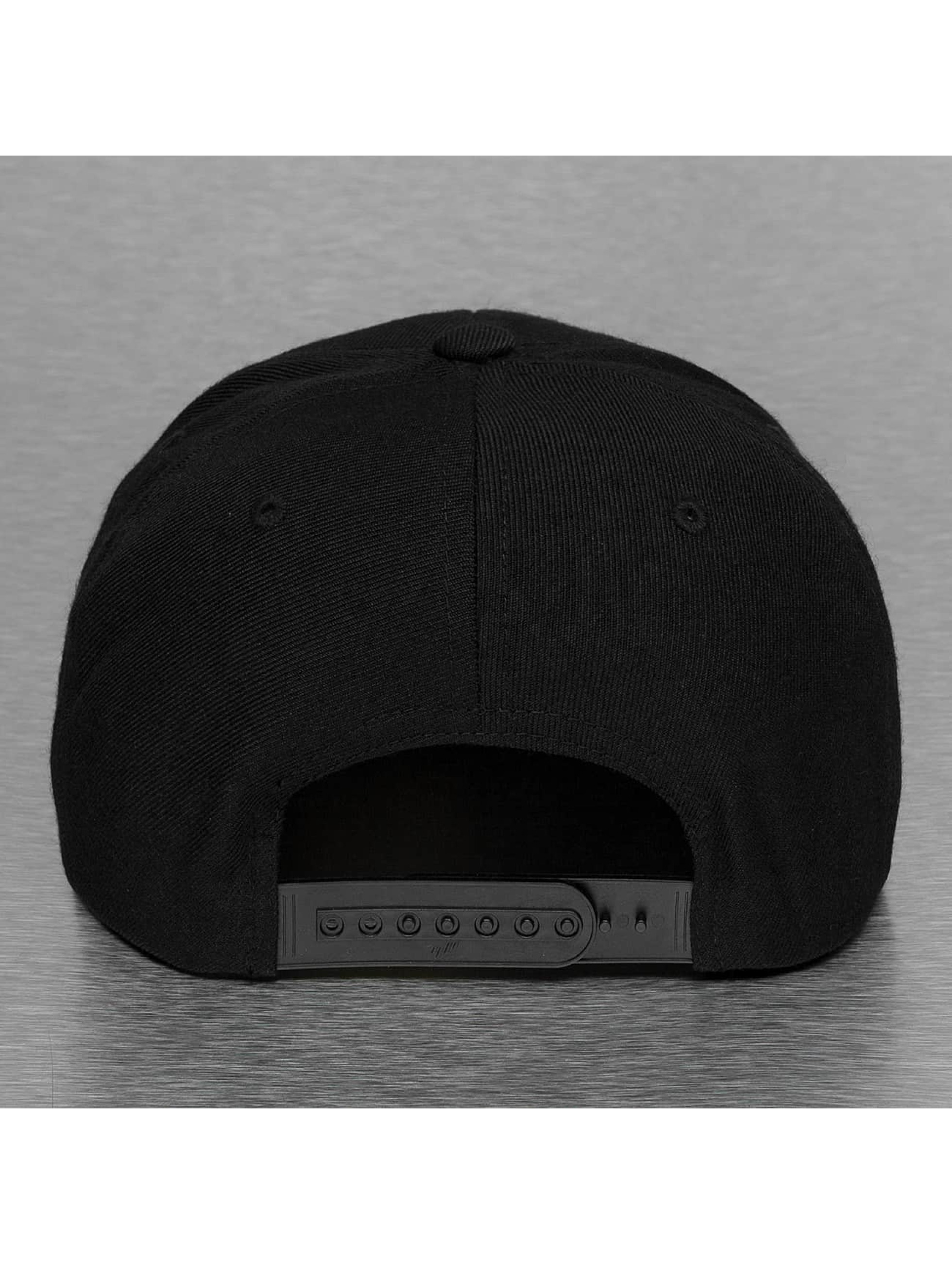 Flexfit snapback cap Metallic Visor rood