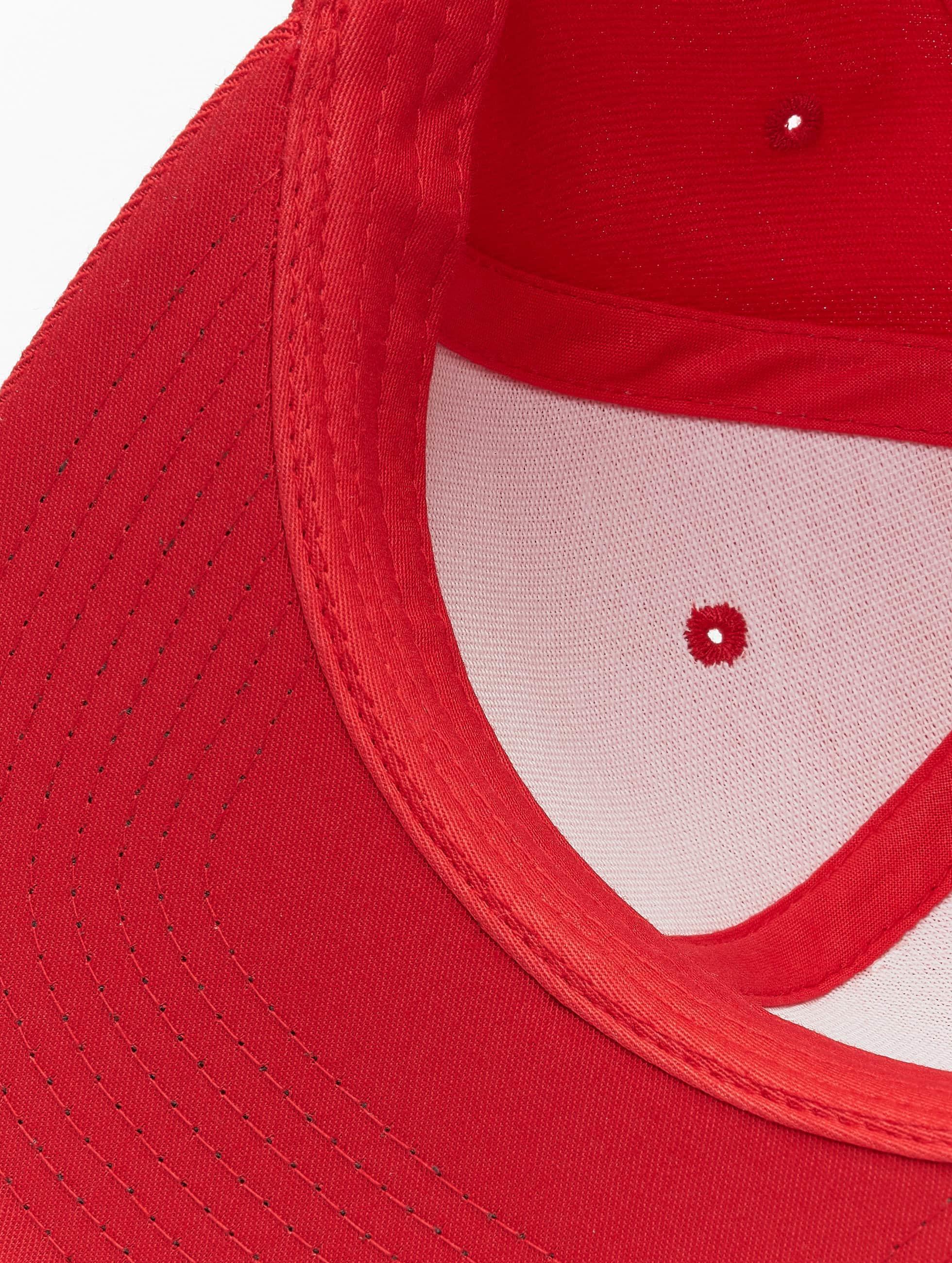 Flexfit Snapback Cap Classic rot