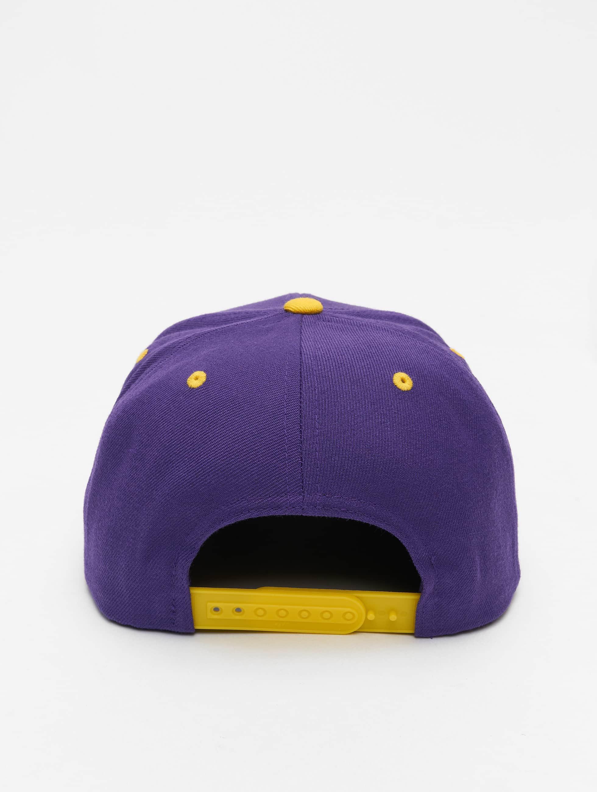 Flexfit Snapback Cap Classic Two Tone violet