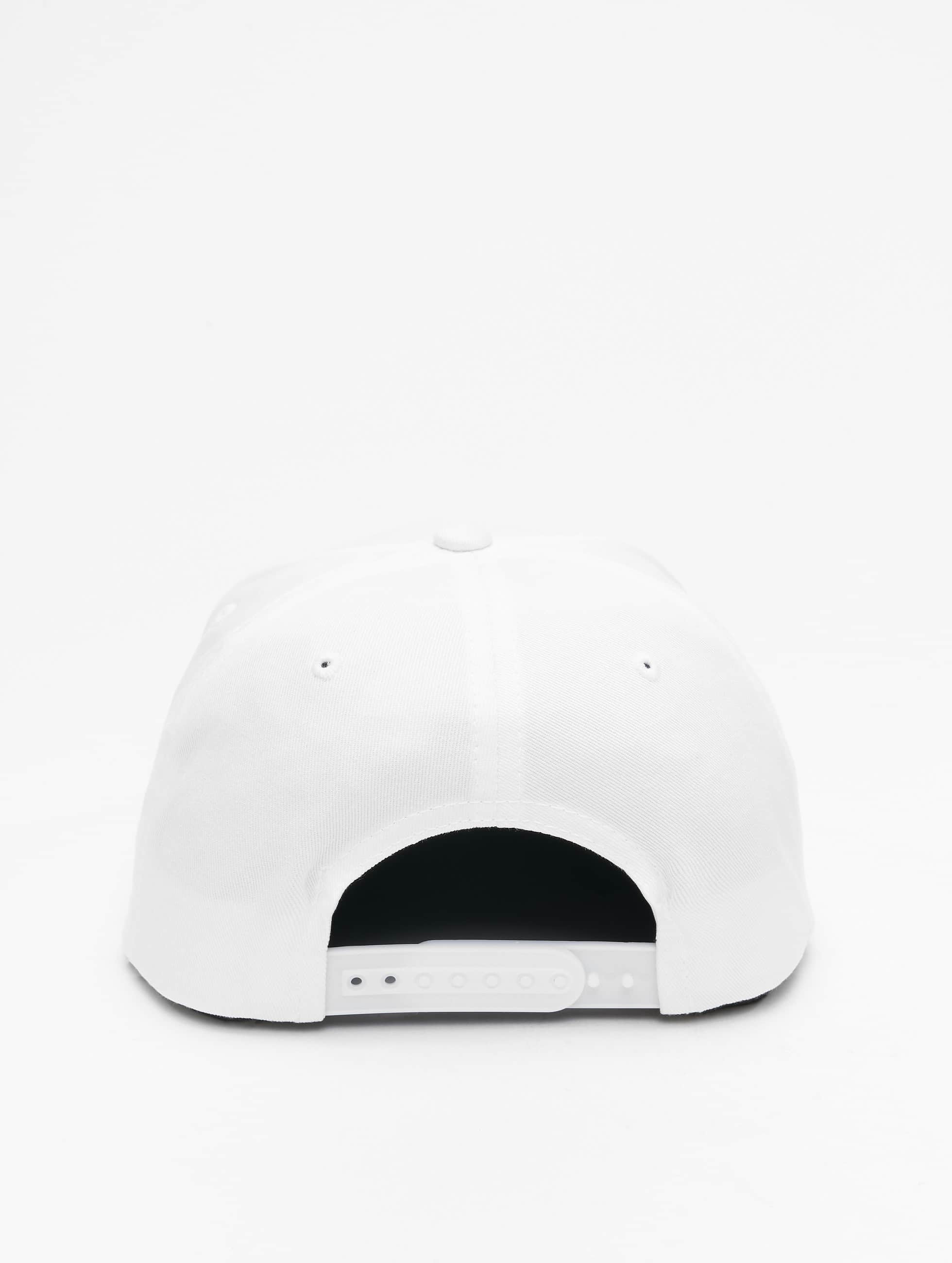 Flexfit snapback cap Classic 5 Panel wit