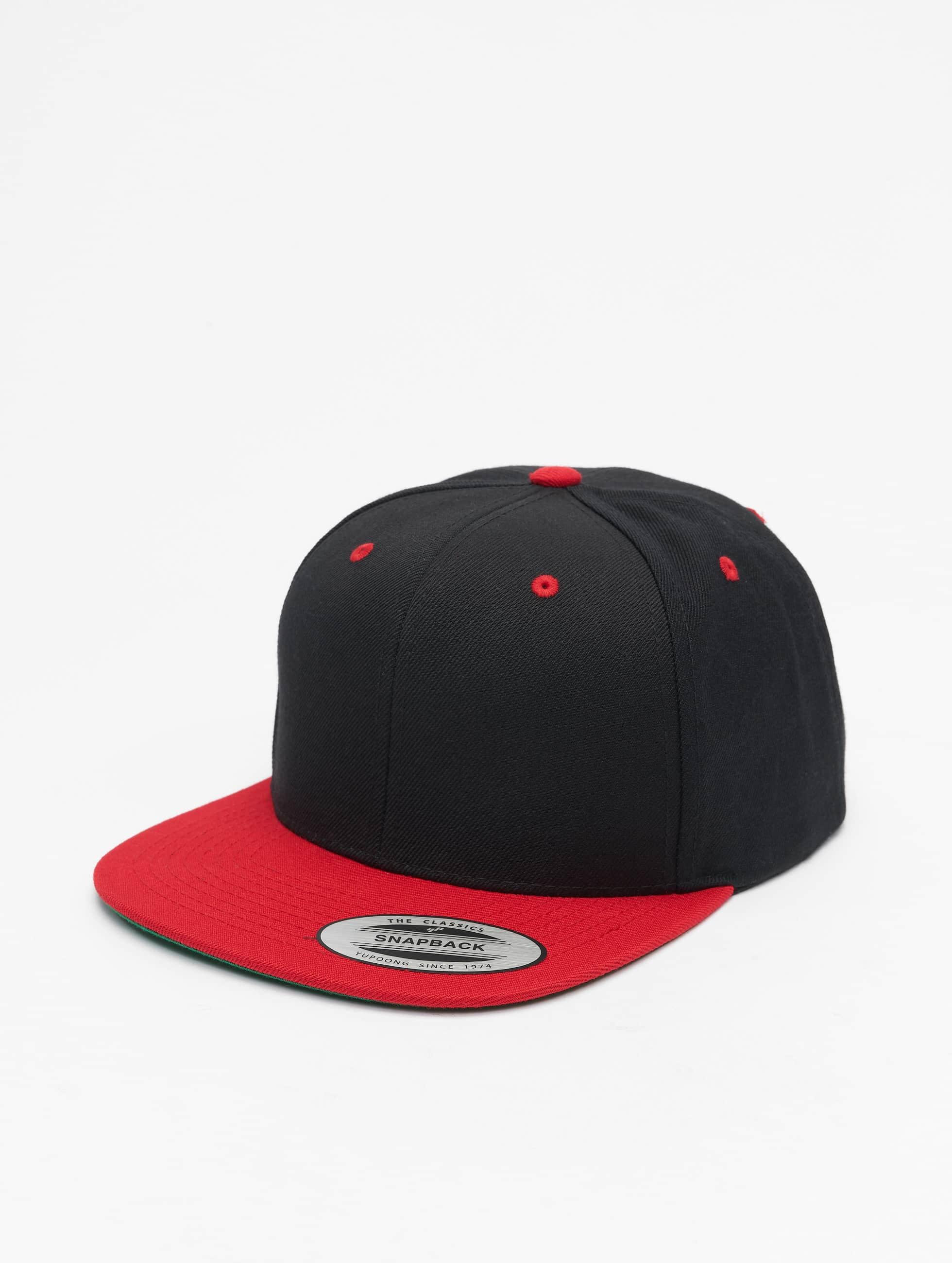 Flexfit snapback cap Classic Two Tone zwart